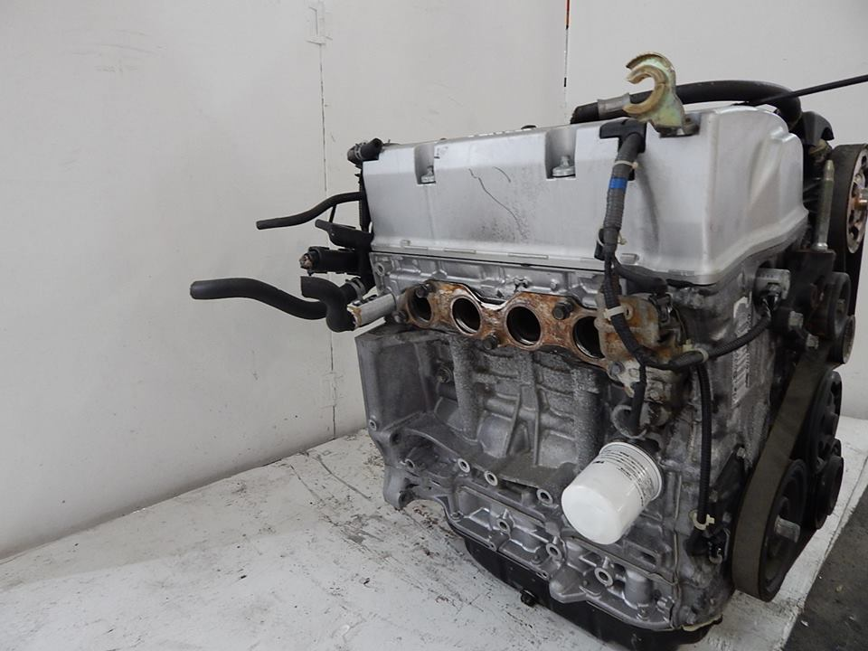 K20A 2002-2006 JDM HONDA CIVIC RSX DC5 BASE MODEL DOHC K20 + 5 SPEED M/T | JDM Of San Diego