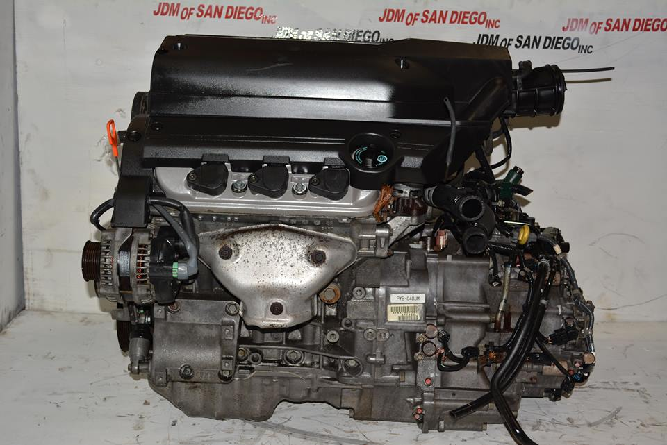 J35a 2002 2004 Jdm Honda Odyssey 3 5l J35 Vtec Engine