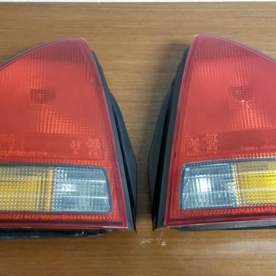 Parts jdm of san diego bb4 1992 1996 jdm honda prelude oem tail lights bb1 bb4 si brake lamps mozeypictures Images