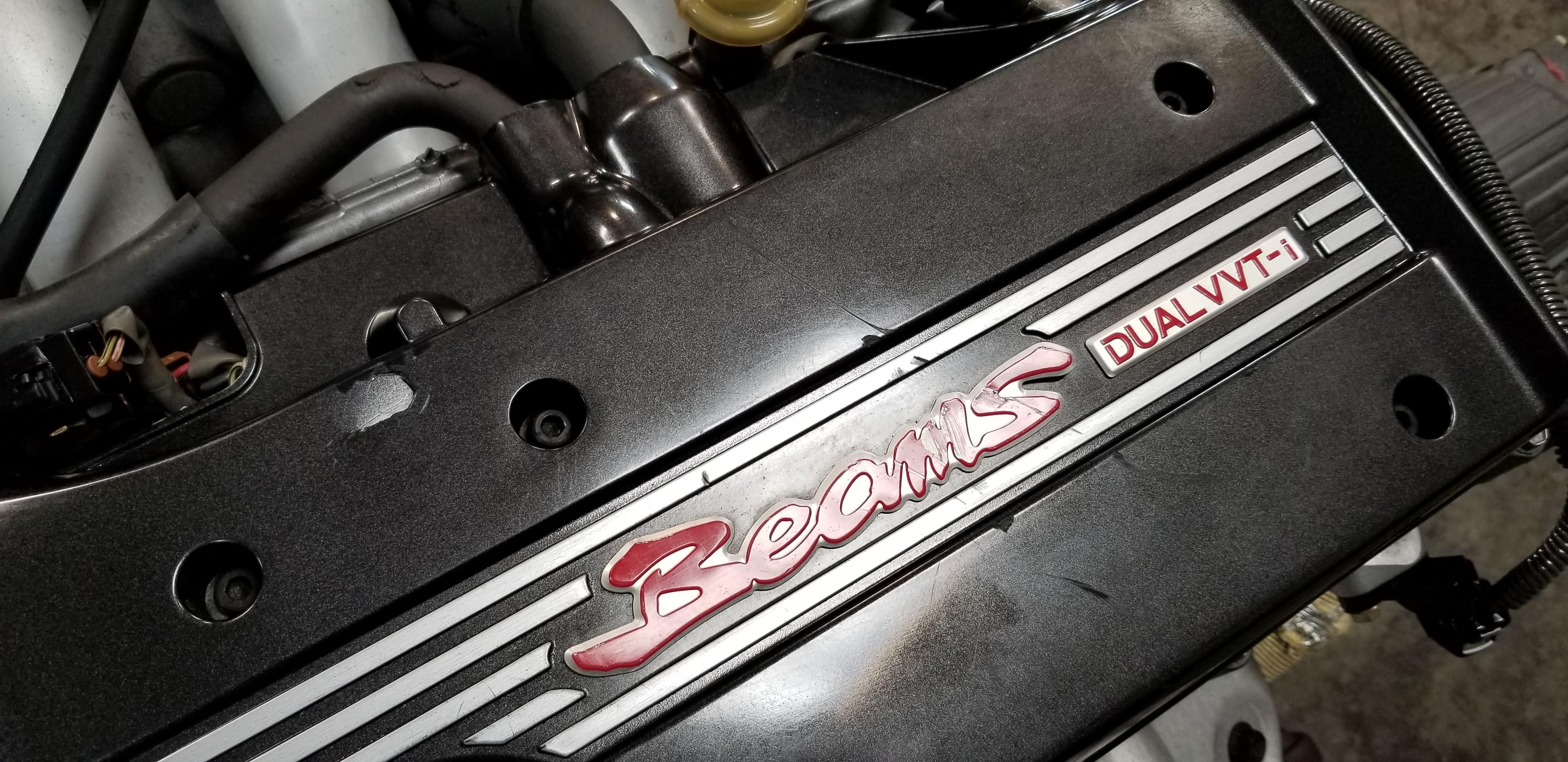 BEAMS 3SGE Engine RWD JDM 98-05 Toyota Altezza IS200 AE86 Te72 ECU VVTI A/T Swap   JDM Of San Diego
