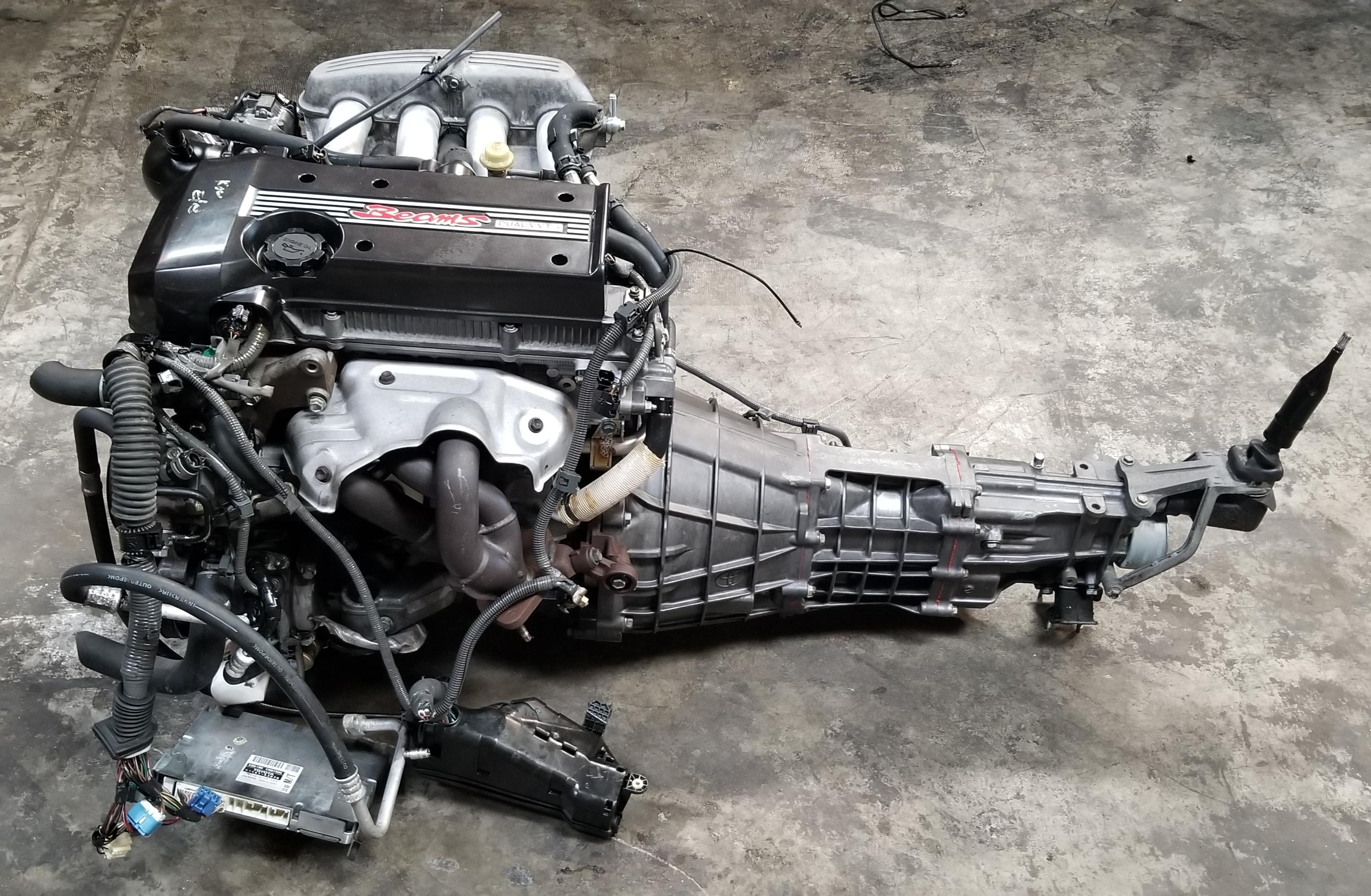 Nissan Chula Vista >> BEAMS 3SGE 2.0L Dual VVTi Engine with RWD 6 speed Manual