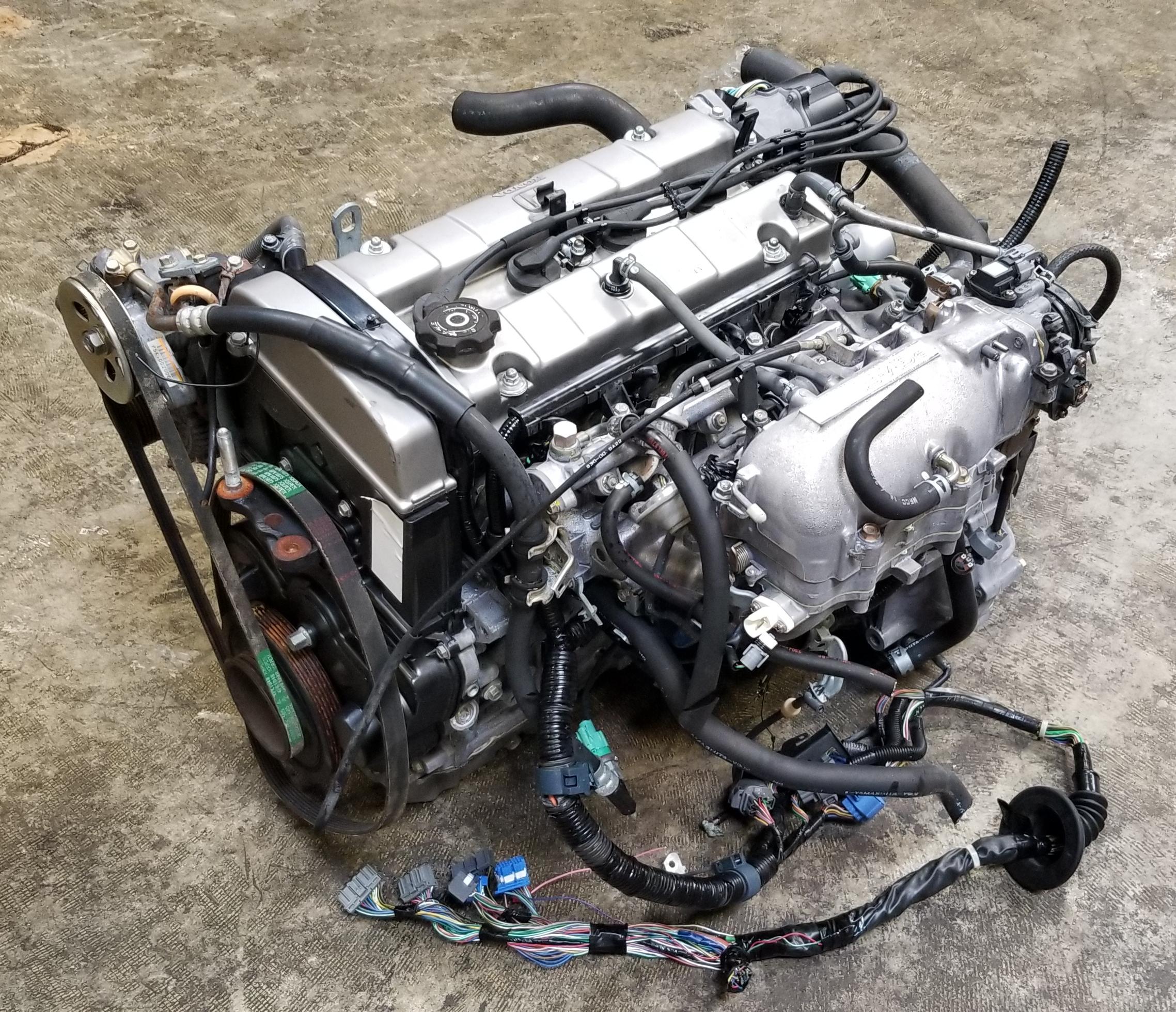 F22B DOHC NON VTEC JDM IMPORT COMPLETE LONG BLOCK HONDA