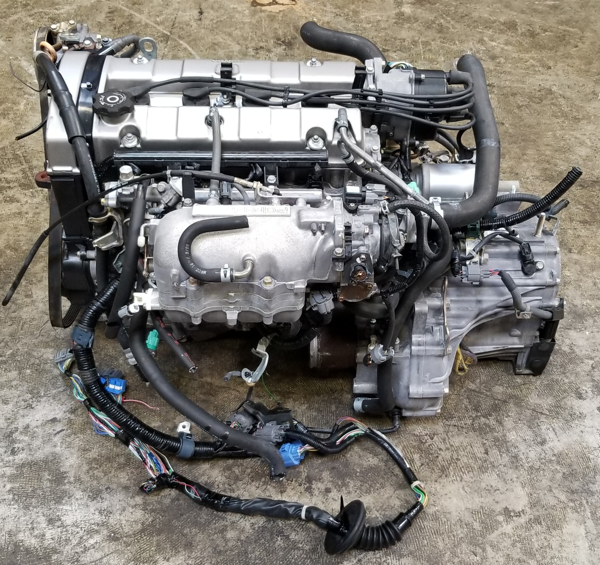 F22B DOHC NON VTEC JDM IMPORT PLETE LONG BLOCK HONDA PRELUDE