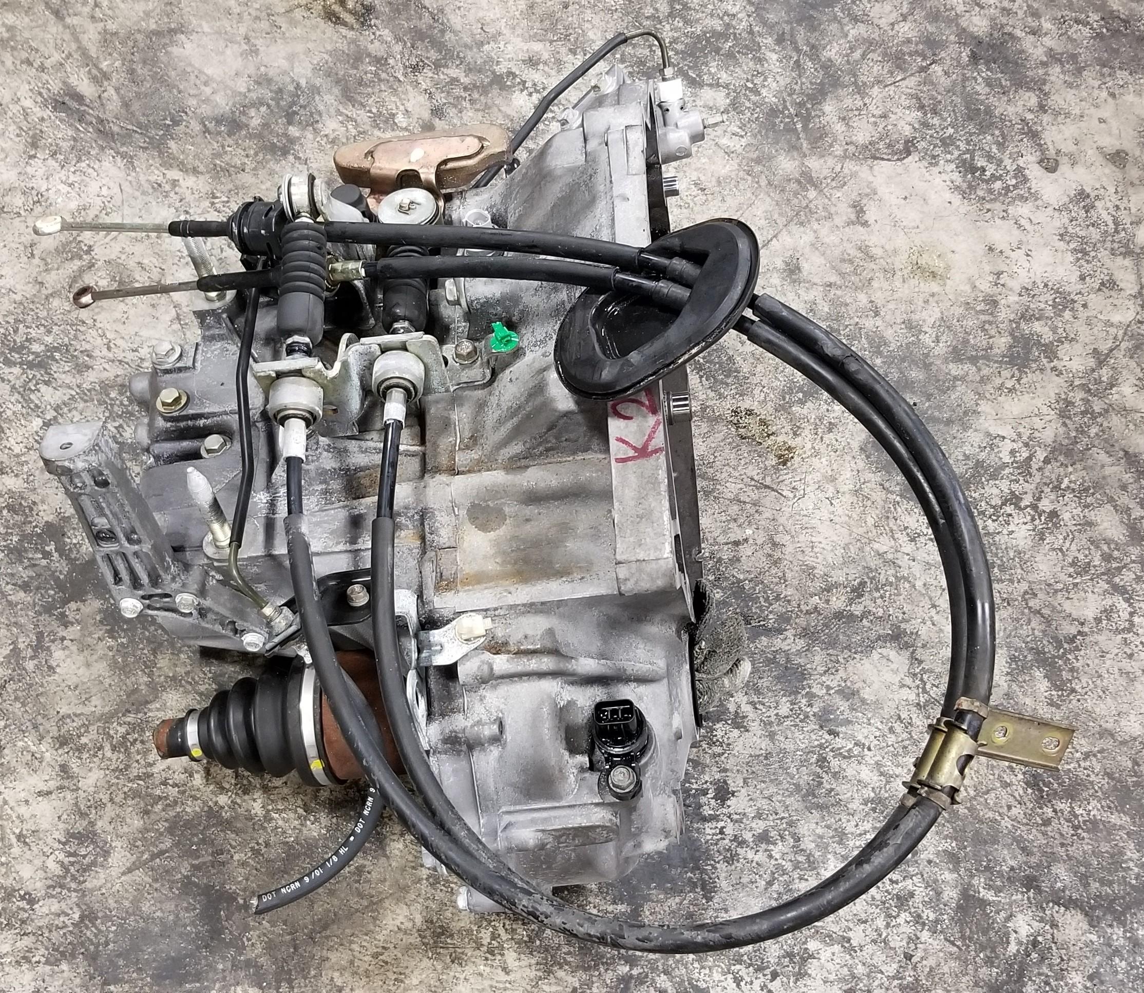 K20A 2002-2005 JDM Honda Acura K20 Manual Transmission 5