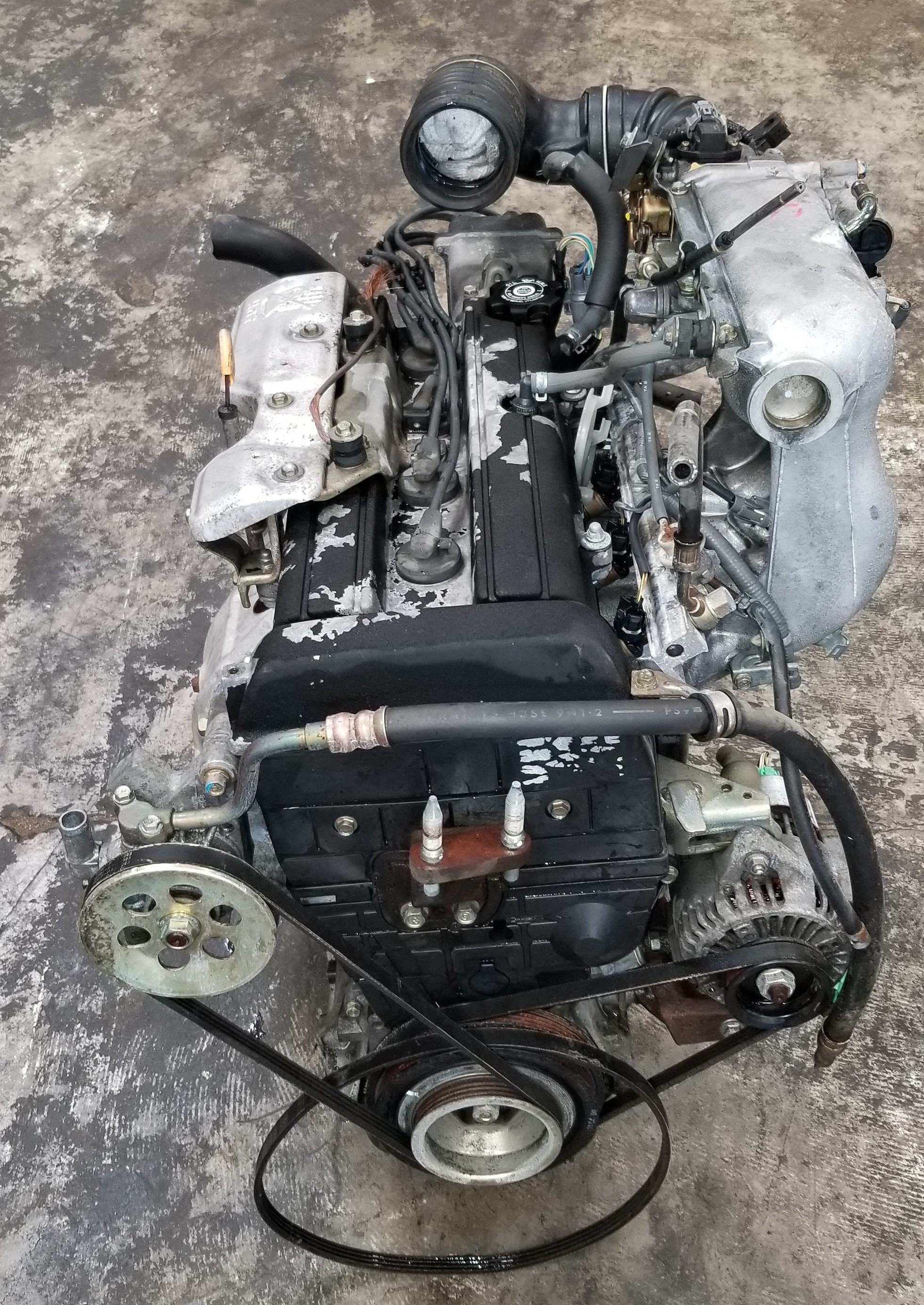 Honda Chula Vista >> B20B 1997-1999 JDM Honda CRV Civic Integra B20 DOHC Engine Non-Vtec Low Comp | JDM Of San Diego