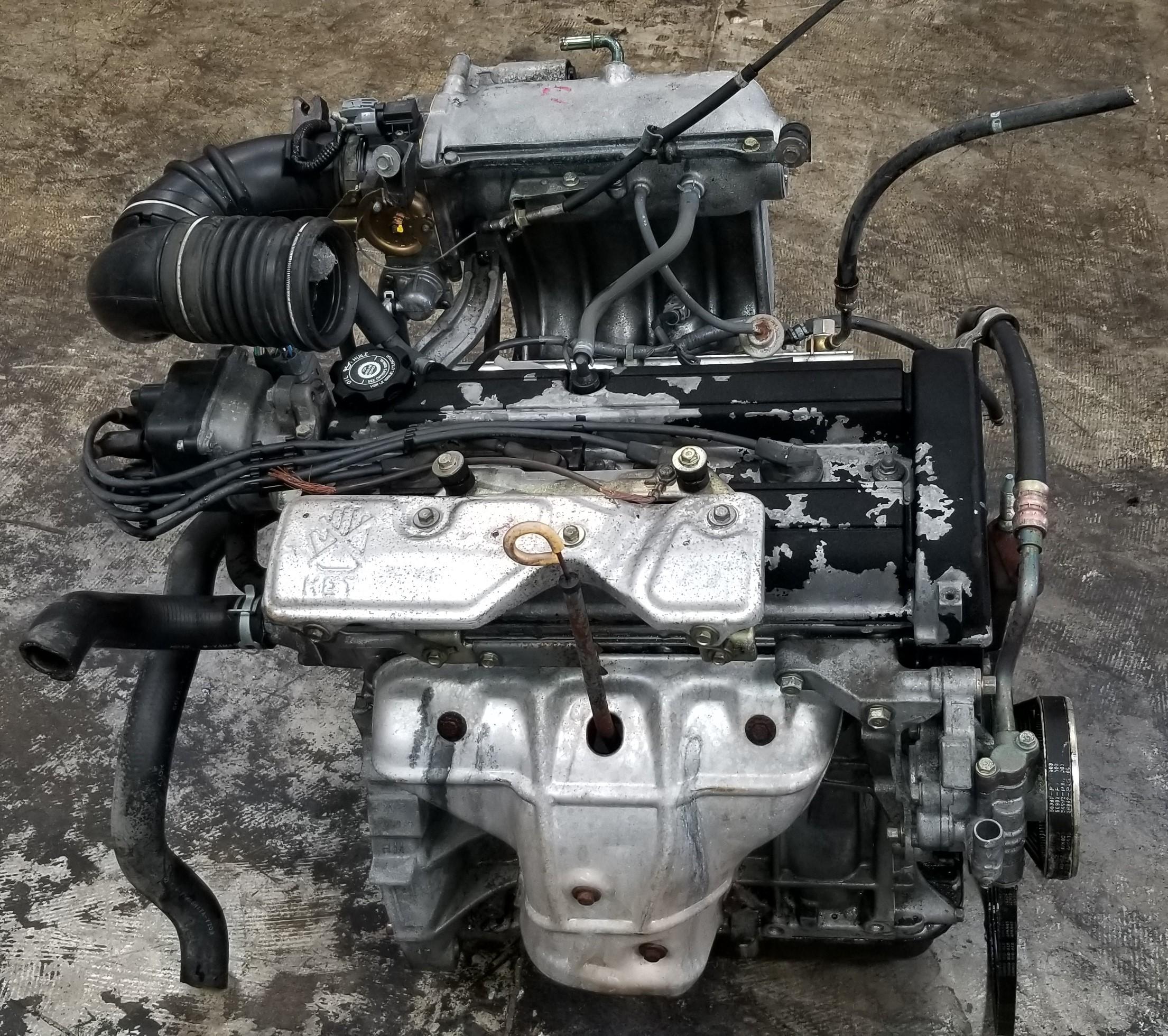 B20B 1997-1999 JDM Honda CRV Civic Integra B20 DOHC Engine ...