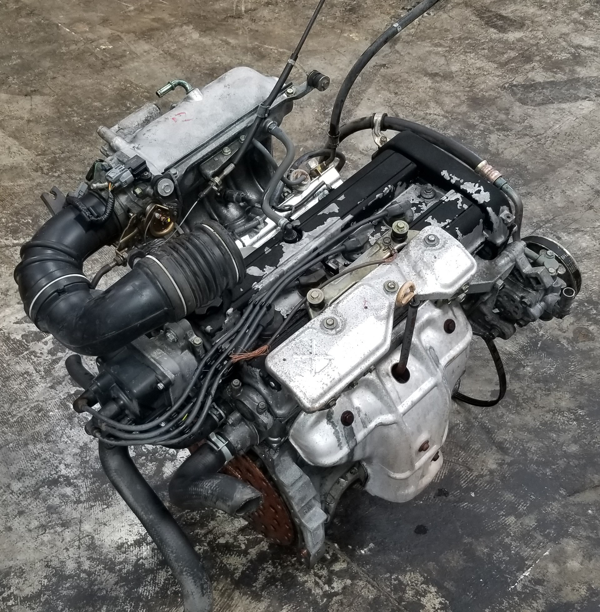 B20B 1997-1999 JDM Honda CRV Civic Integra B20 DOHC Engine Non-Vtec Low Comp | JDM Of San Diego