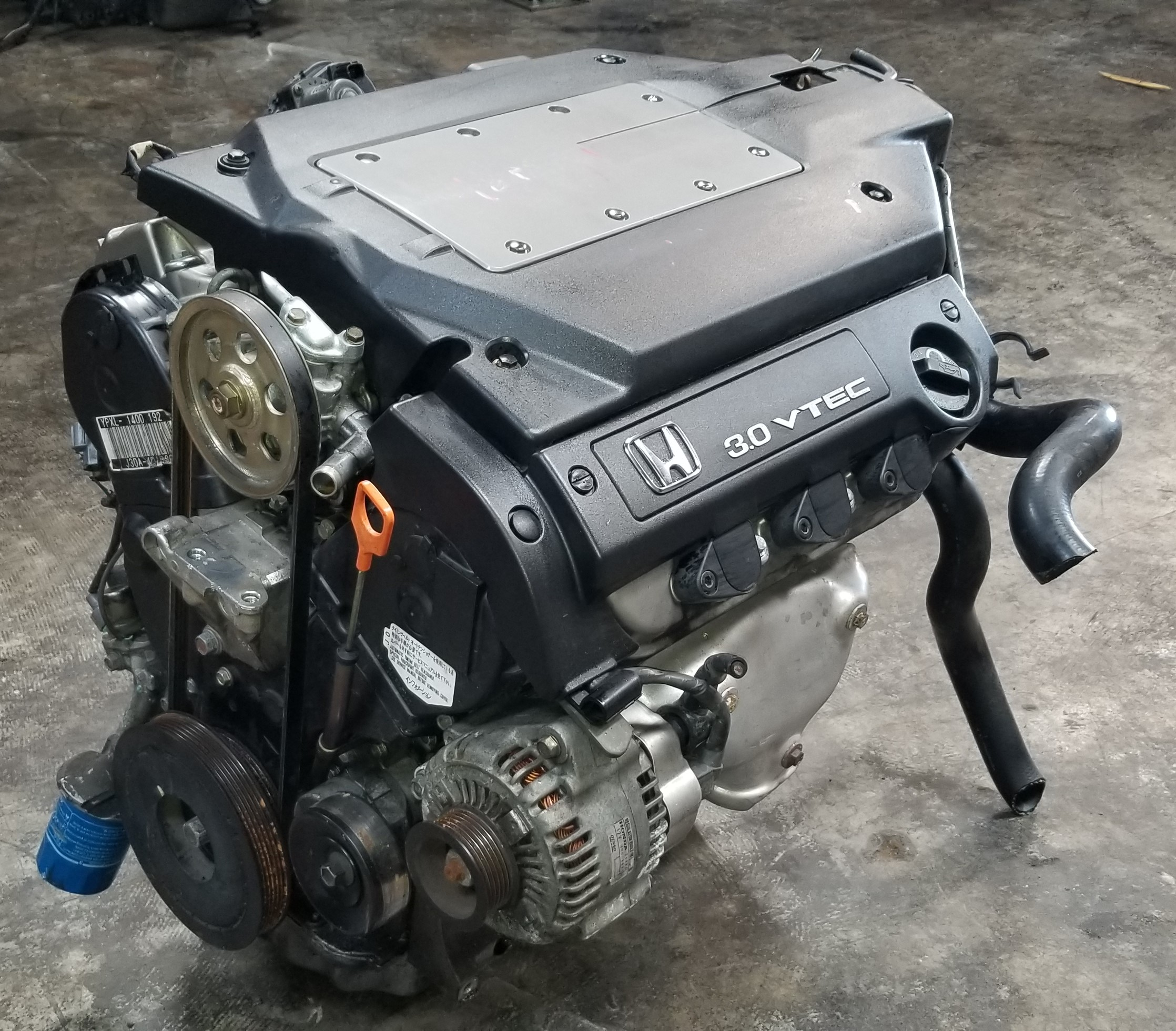 ja   jdm honda accord   engine  vtec