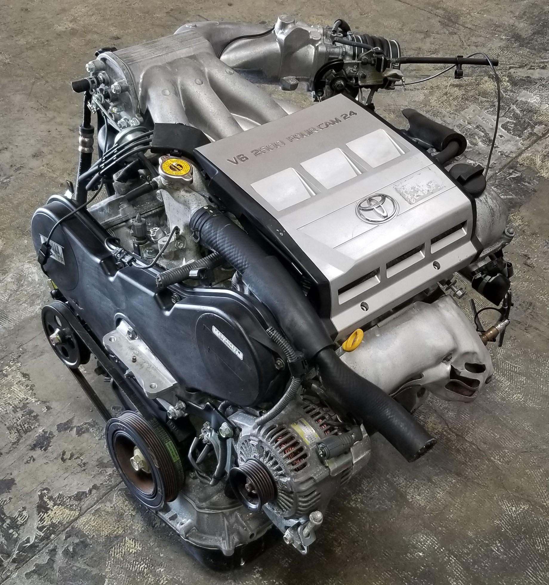 2mz fe 1994 2001 jdm toyota es300 solara camry avalon 2 5l v6 2mz rh jdmofsandiego com Toyota 2GR-FE Intake Manifold Toyota JZ Engine