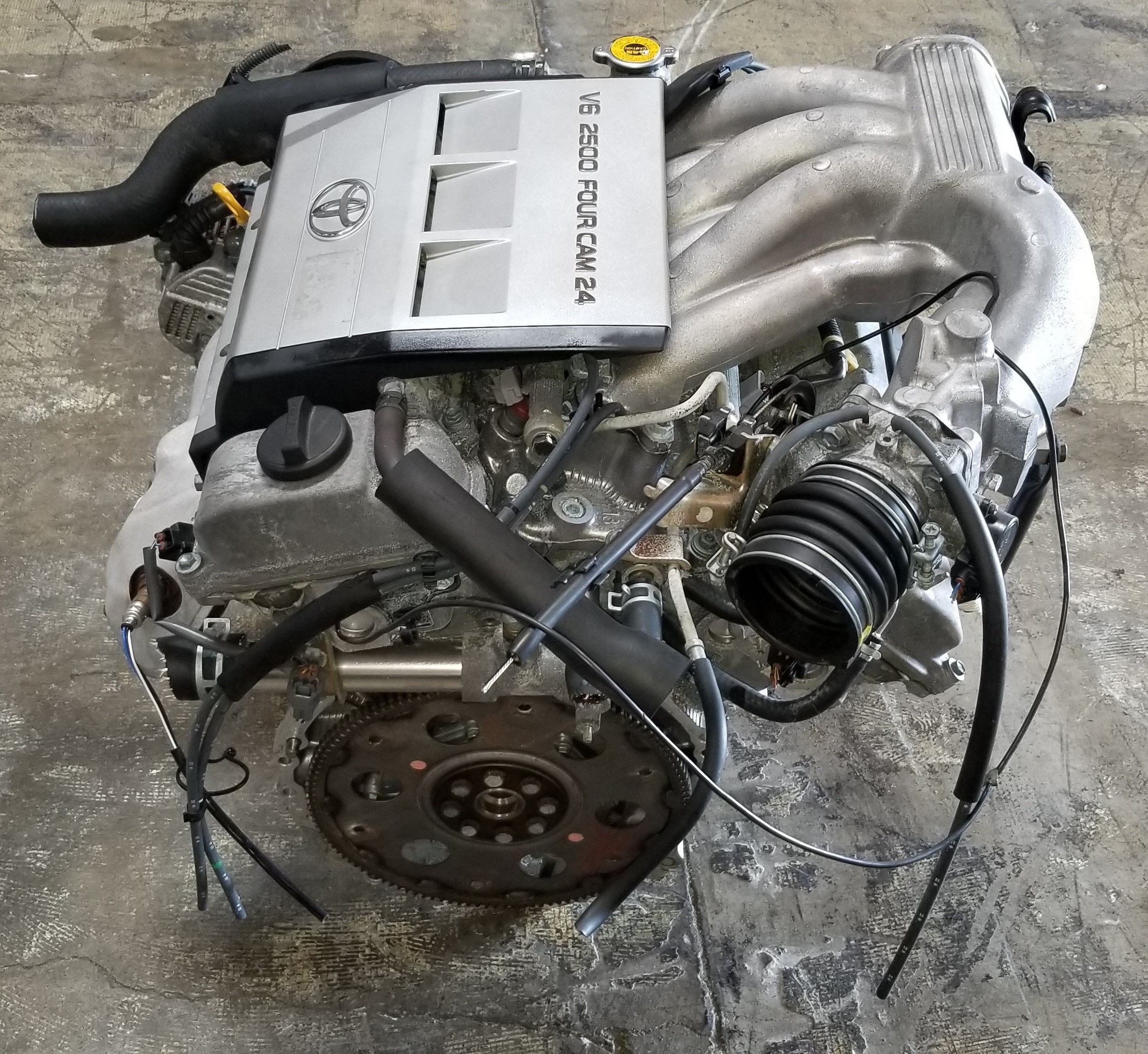 2mz fe 1994 2001 jdm toyota es300 solara camry avalon 2 5l v6 2mz rh jdmofsandiego com Toyota 1GR- FE Engine Toyota 2GR -FE Engine Diagram