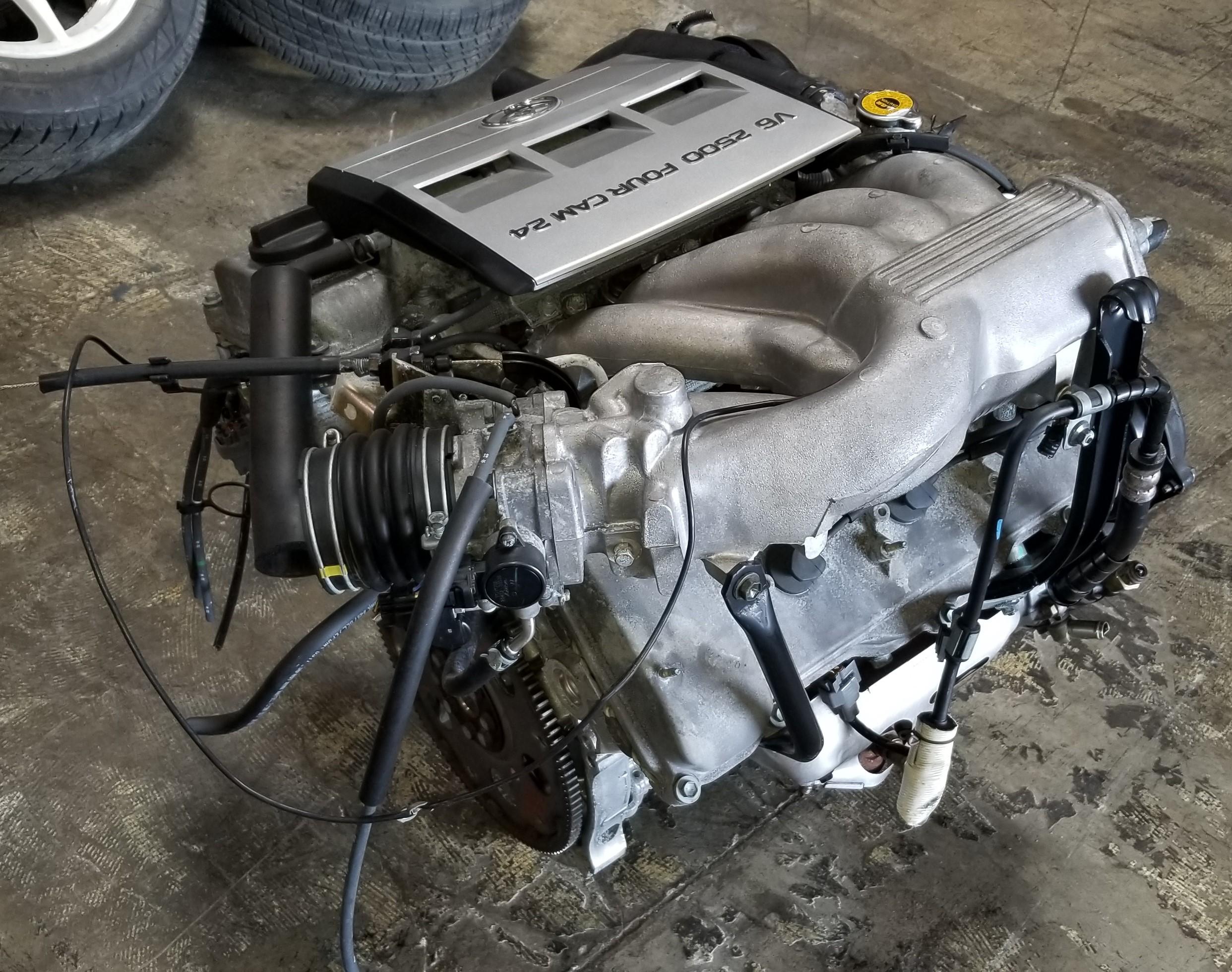 2mz fe 1994 2001 jdm toyota es300 solara camry avalon 2 5l v6 2mz rh jdmofsandiego com Toyota 2GR -FE Engine Diagram Toyota 1GR- FE Engine