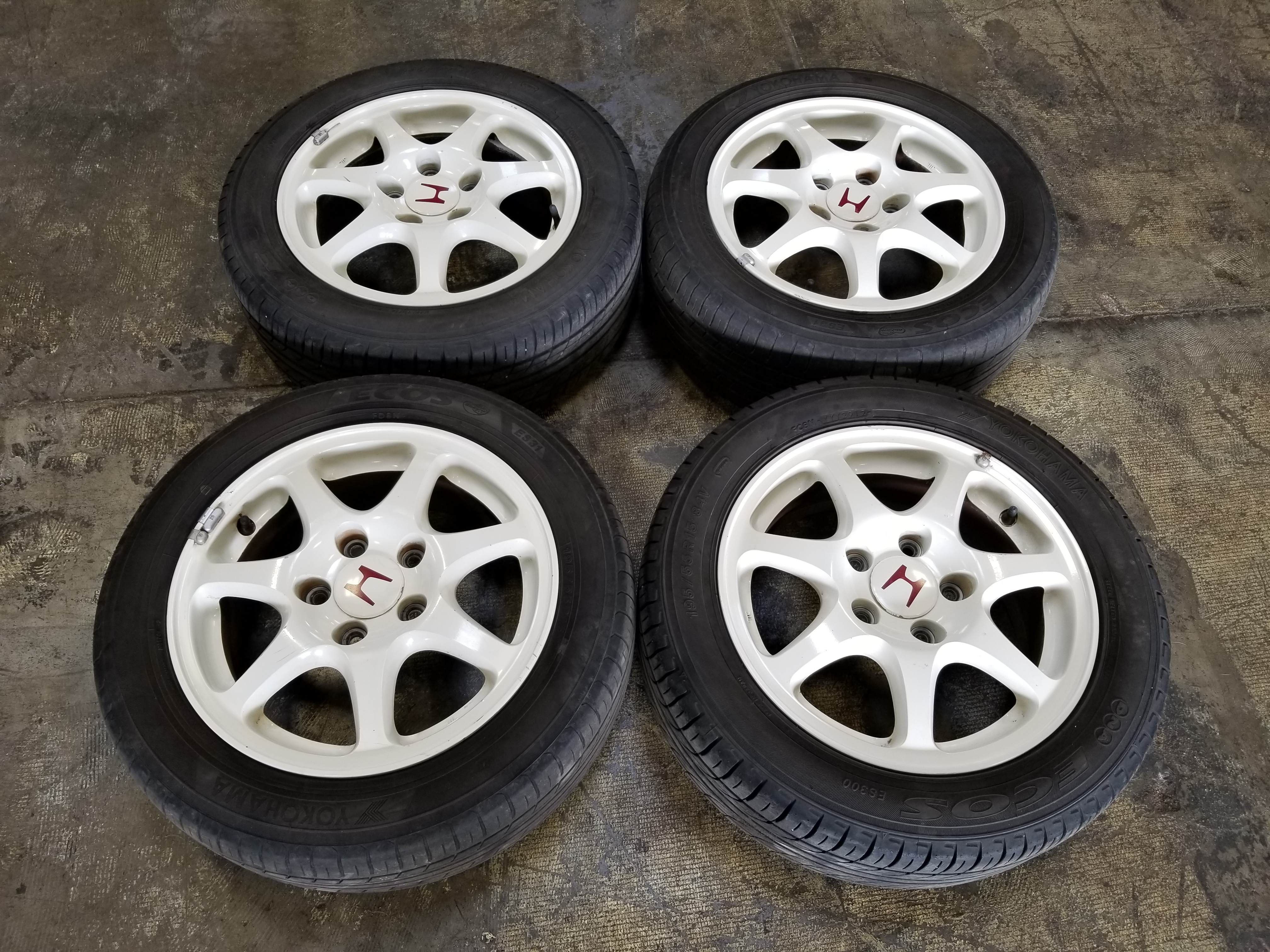 Honda S2000 Price >> EK9 JDM Honda Civic Type-R Wheels EK9 CTR Rims 5×114.3 ...