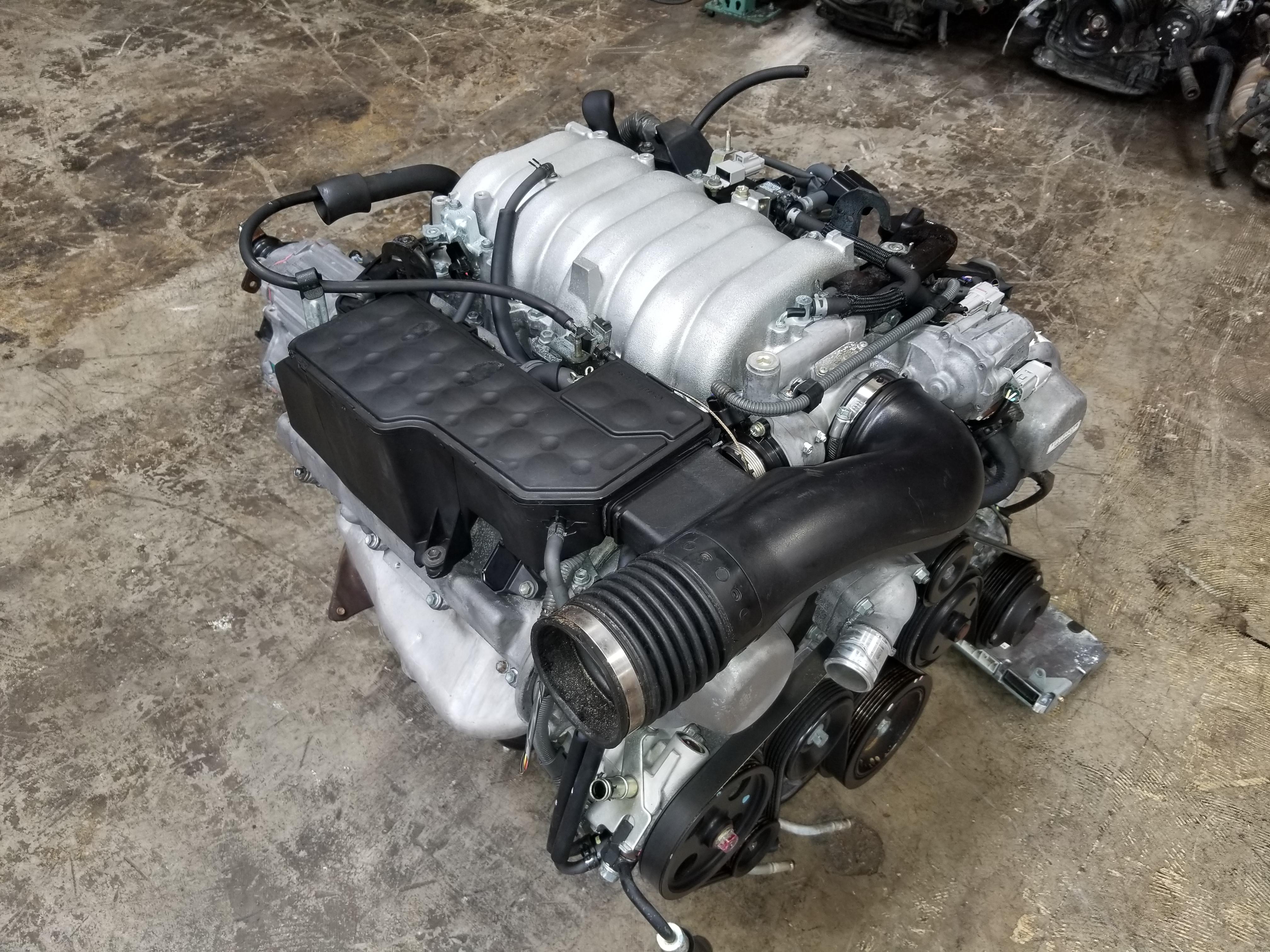 1uz - 1998 2000 Lexus SC400 LS400 4.0L Engine JDM 1UZ-FE ...