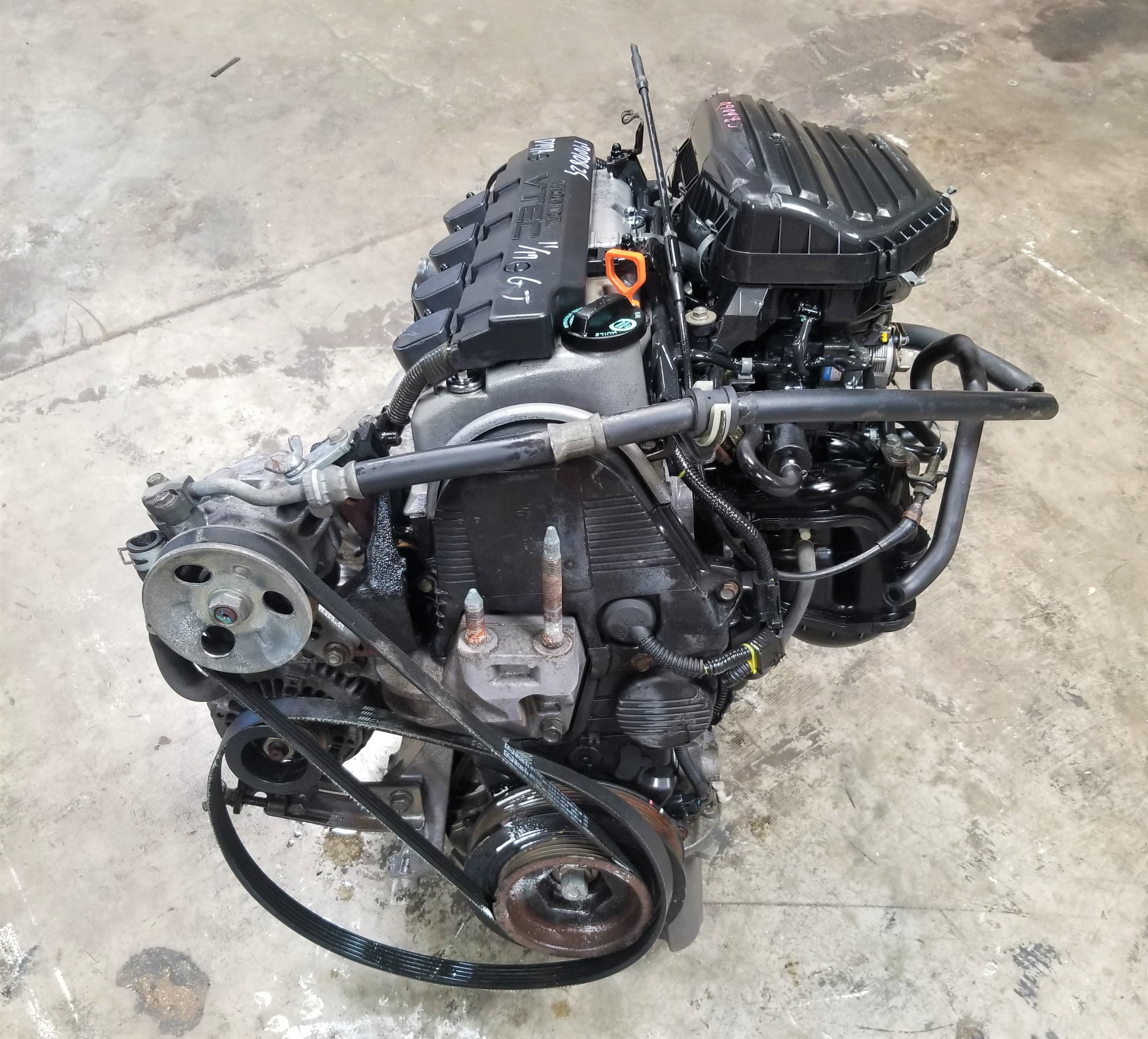 D17 2001-2005 HONDA CIVIC 1.7 Engine JDM D17A VTEC 1.7L