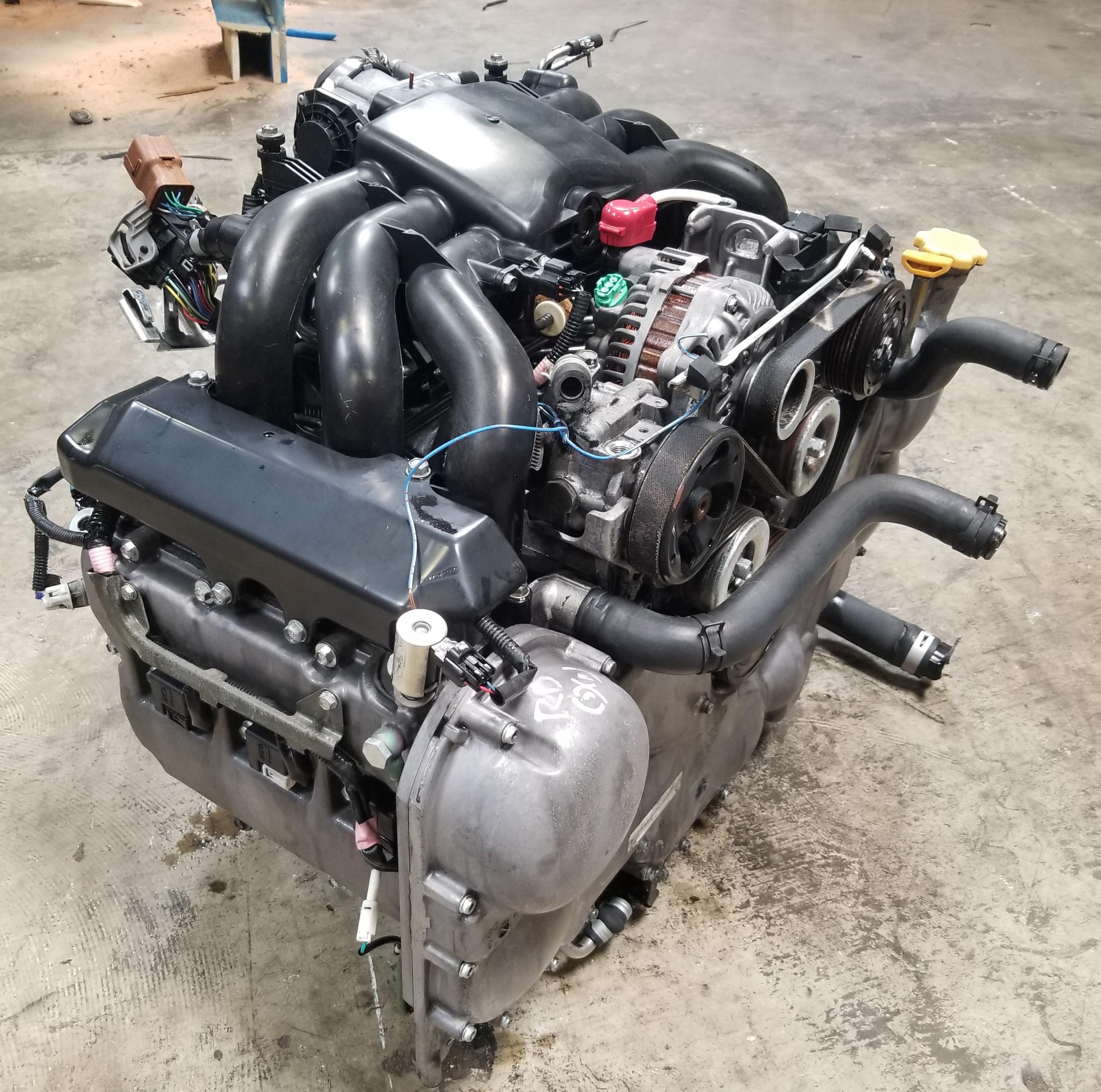 Nissan Chula Vista >> EZ30R 2003-2009 Subaru Legacy Outback Tribeca 3.0 Engne JDM EZ30R H6 3.0L EZ30 Motor (PLASTIC ...