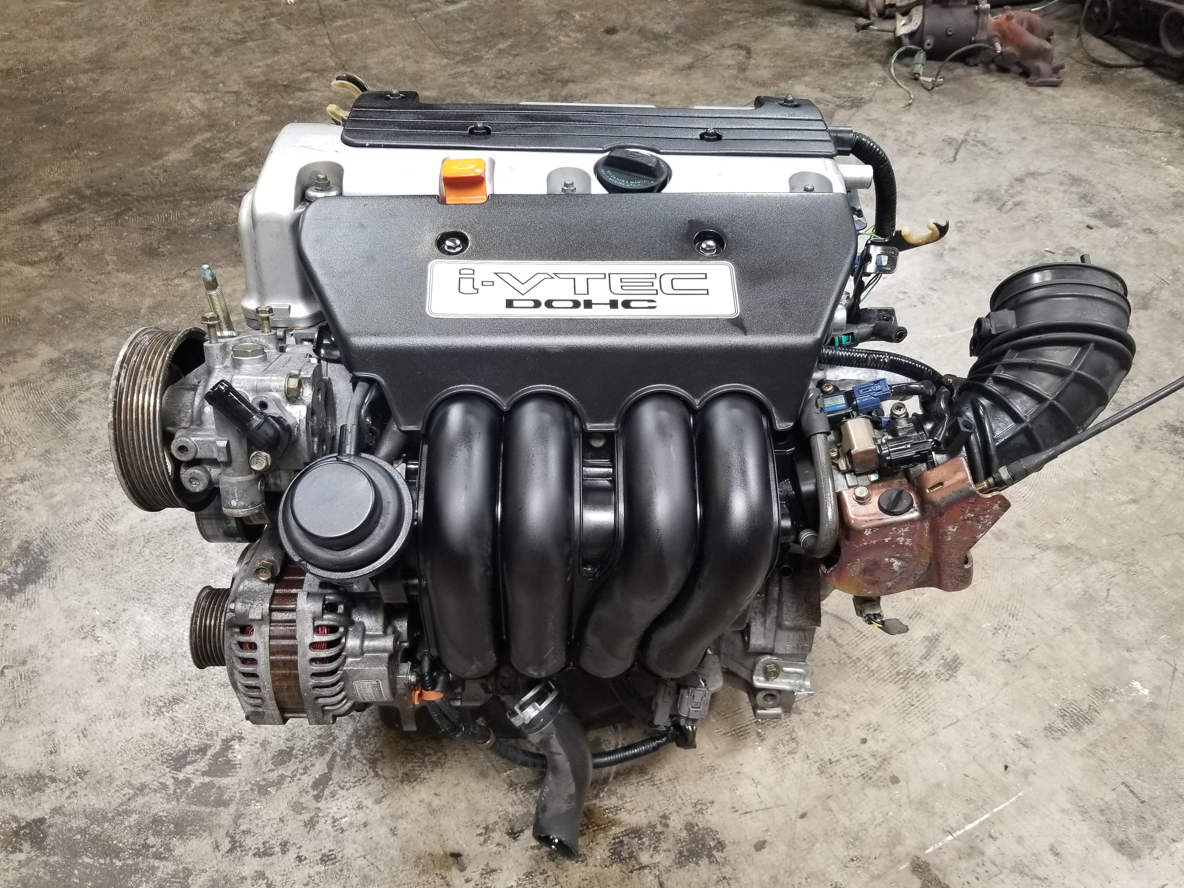 K20 2002-2006 ACURA RSX BASE CIVIC SI 2.0 ENGINE JDM K20A ...