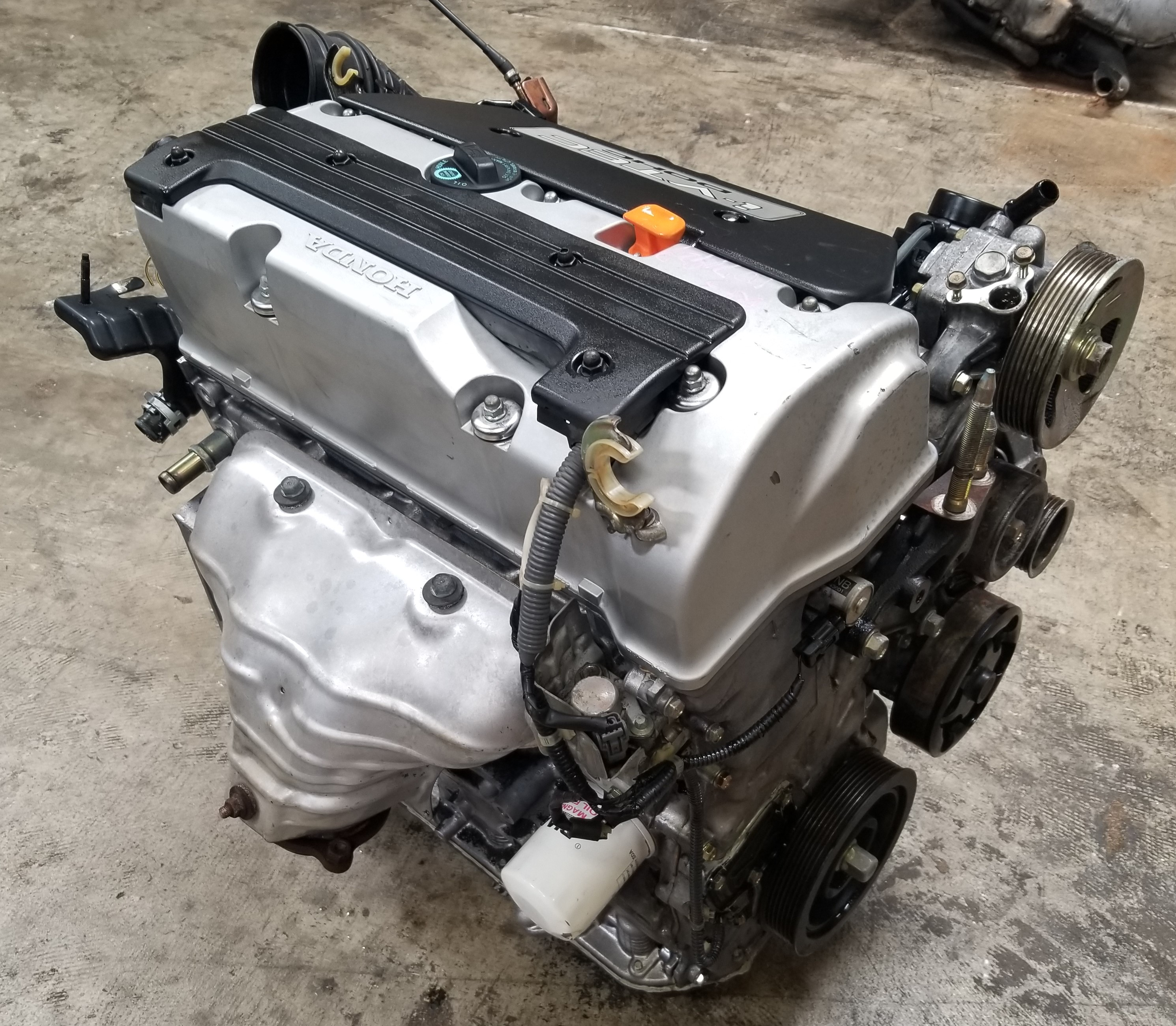 K20 2002-2006 ACURA RSX BASE CIVIC SI 2.0 ENGINE JDM K20A