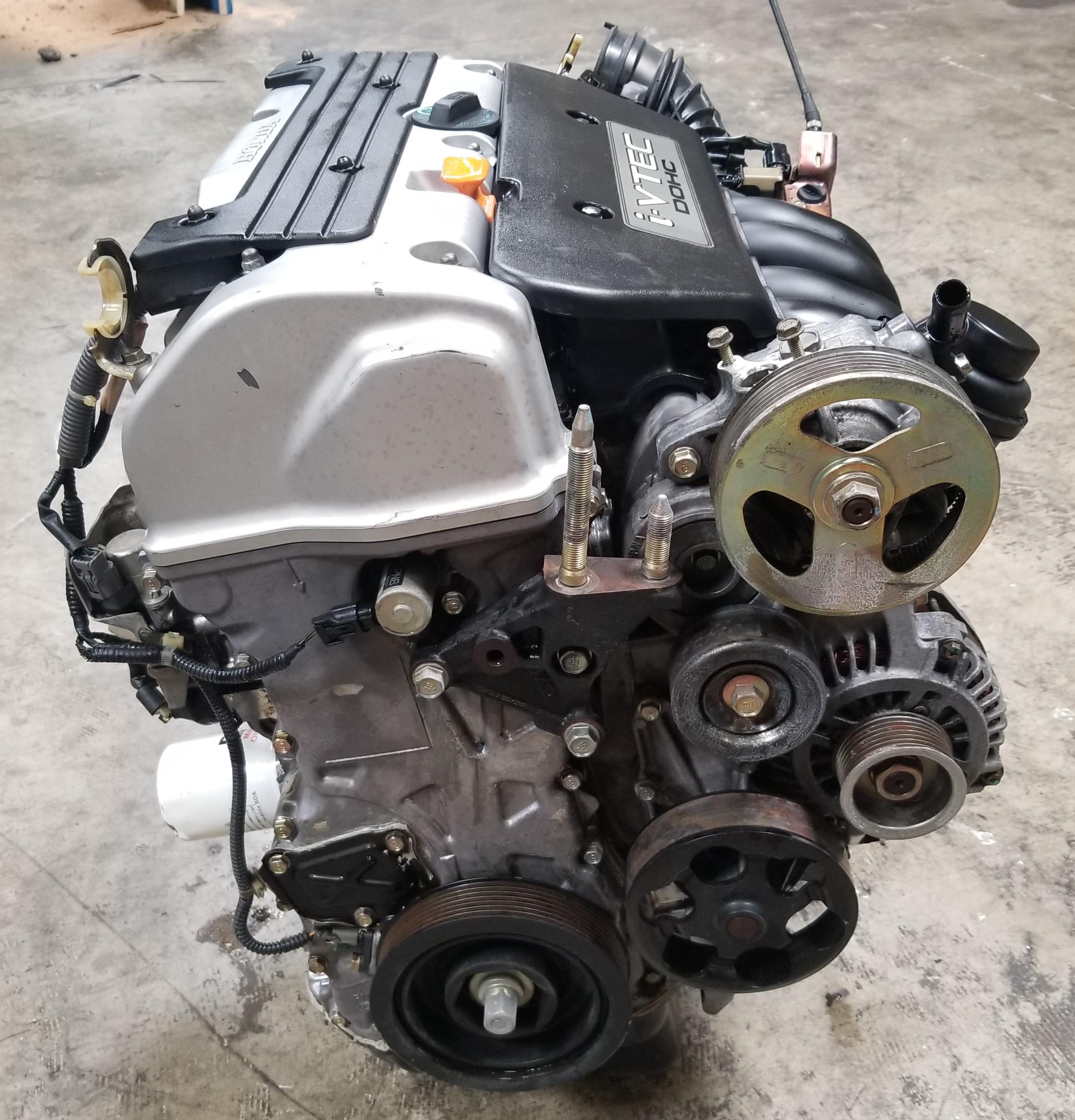 K ACURA RSX BASE CIVIC SI ENGINE JDM KA K KA - 2006 acura rsx engine
