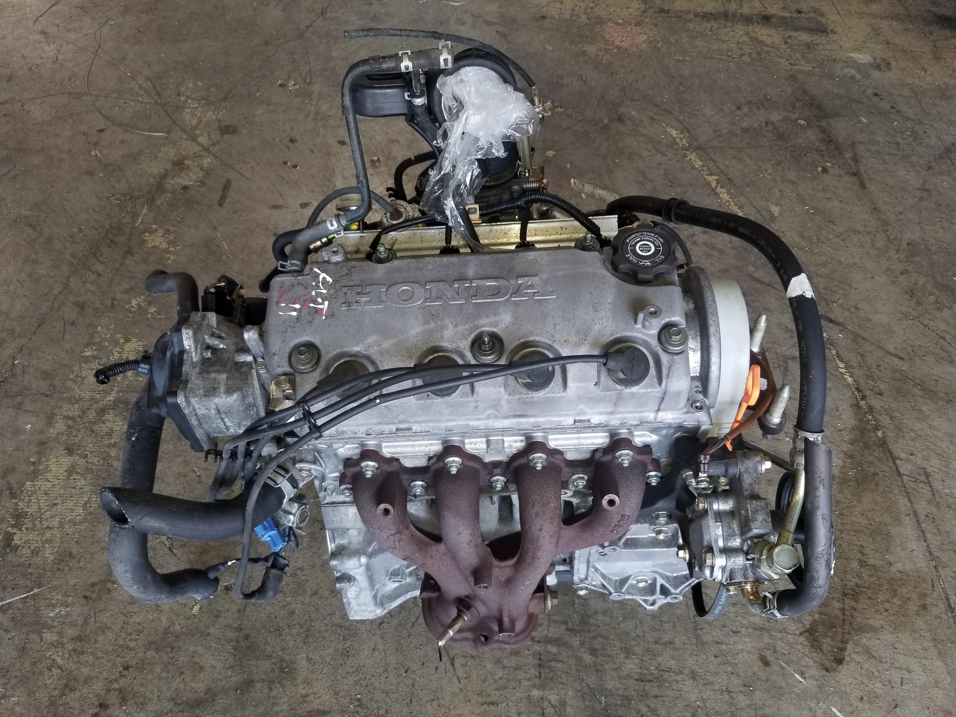 D15 Non Vtec 1996 2000 Honda Civic 1 6 Sohc Jdm