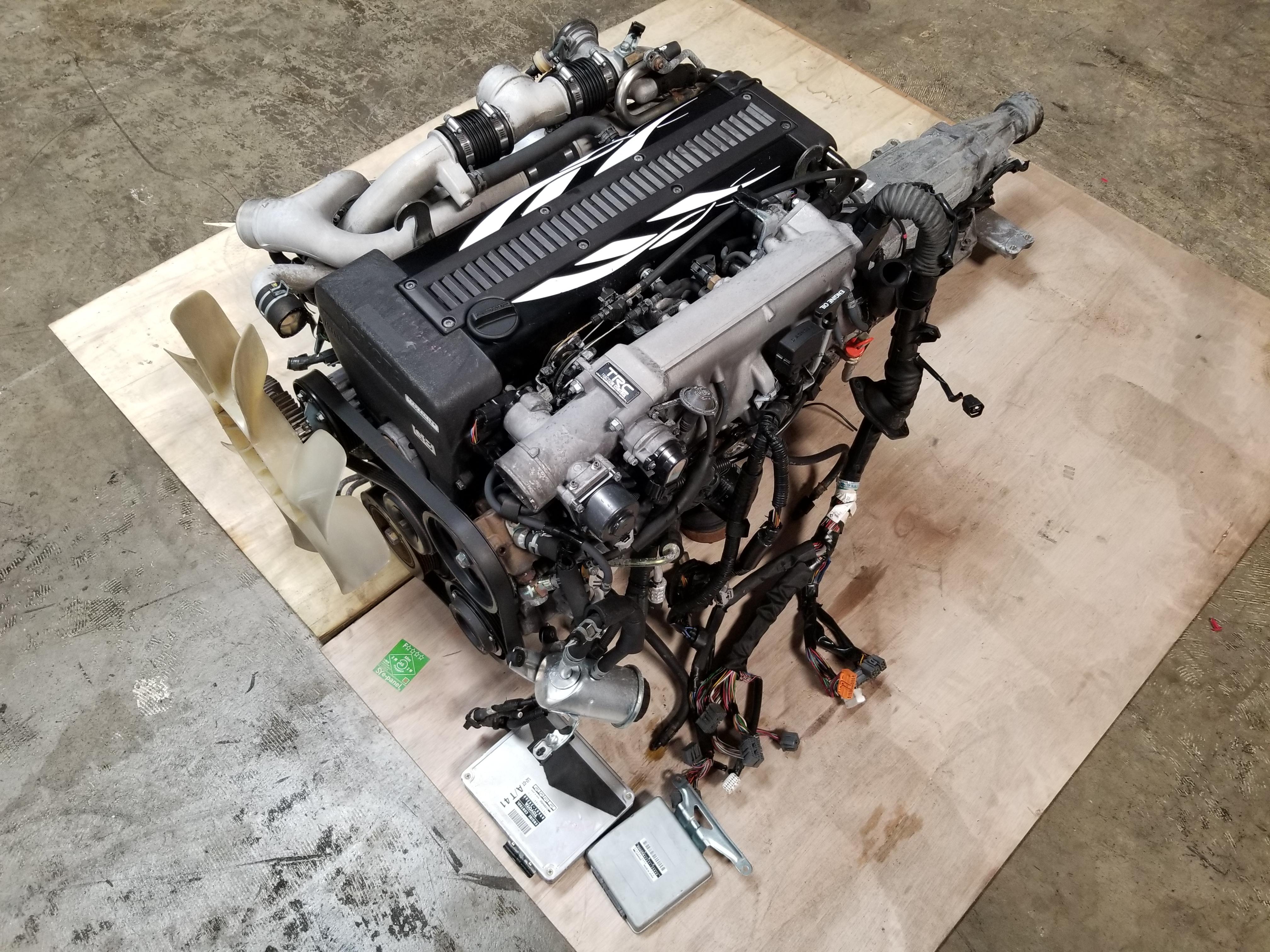 Nissan Chula Vista >> 1JZGTE Non-VVTi Twin Turbo Engine with Automatic