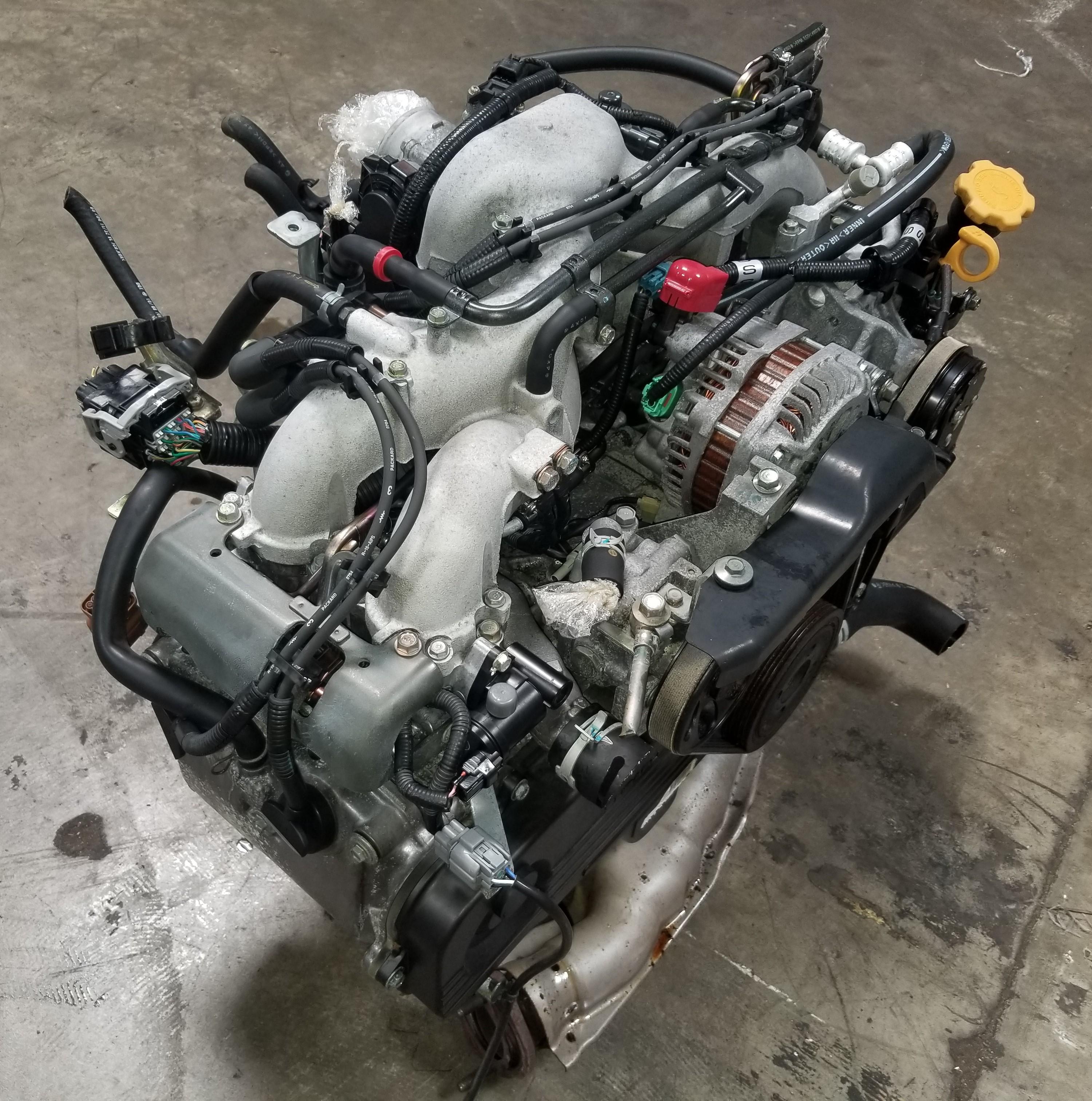 Honda Chula Vista >> EJ25 2000 2005 SUBARU FORESTER LEGACY OUTBACK IMPREZA RS 2.5L SOHC ENGINE JDM EJ25 | JDM Of San ...
