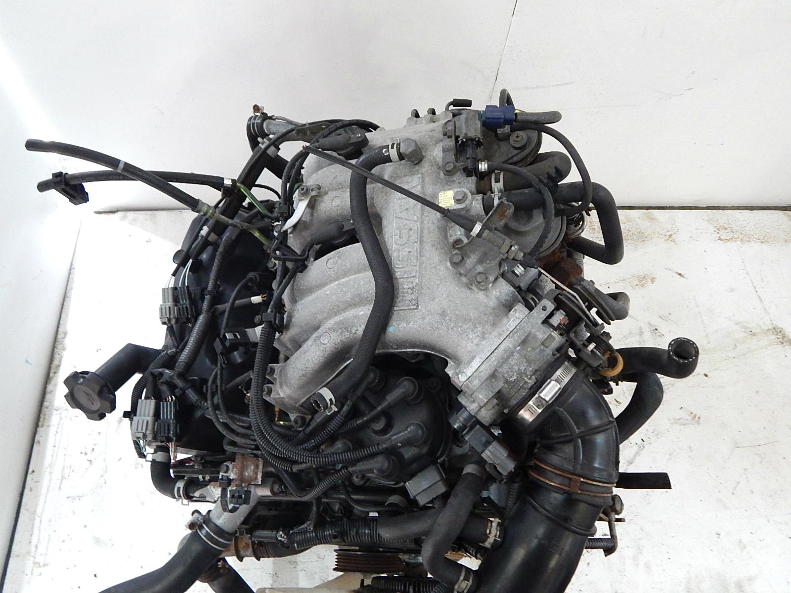 Vg33de Pathfinder Xterra Frontier Vg33 Engine Jdm Of San Diego