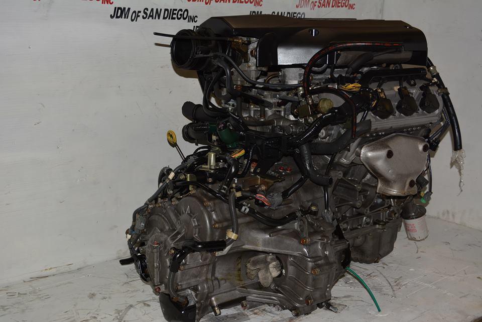 Acura Legend For Sale >> J35A 2002-2004 JDM HONDA ODYSSEY 3.5L J35 VTEC ENGINE ...