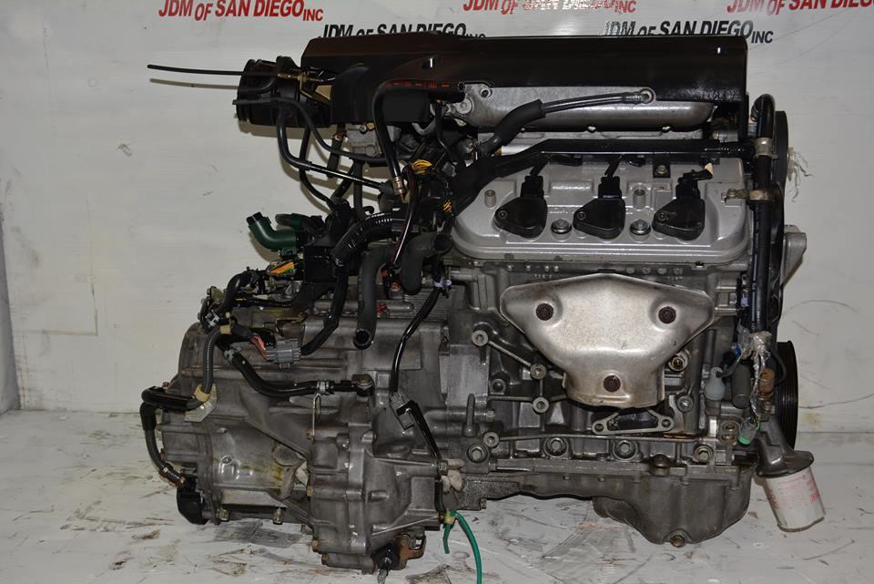honda engine odyssey vtec motor 2004 j35a 2002 transmission jdm j35 5l engines 2003