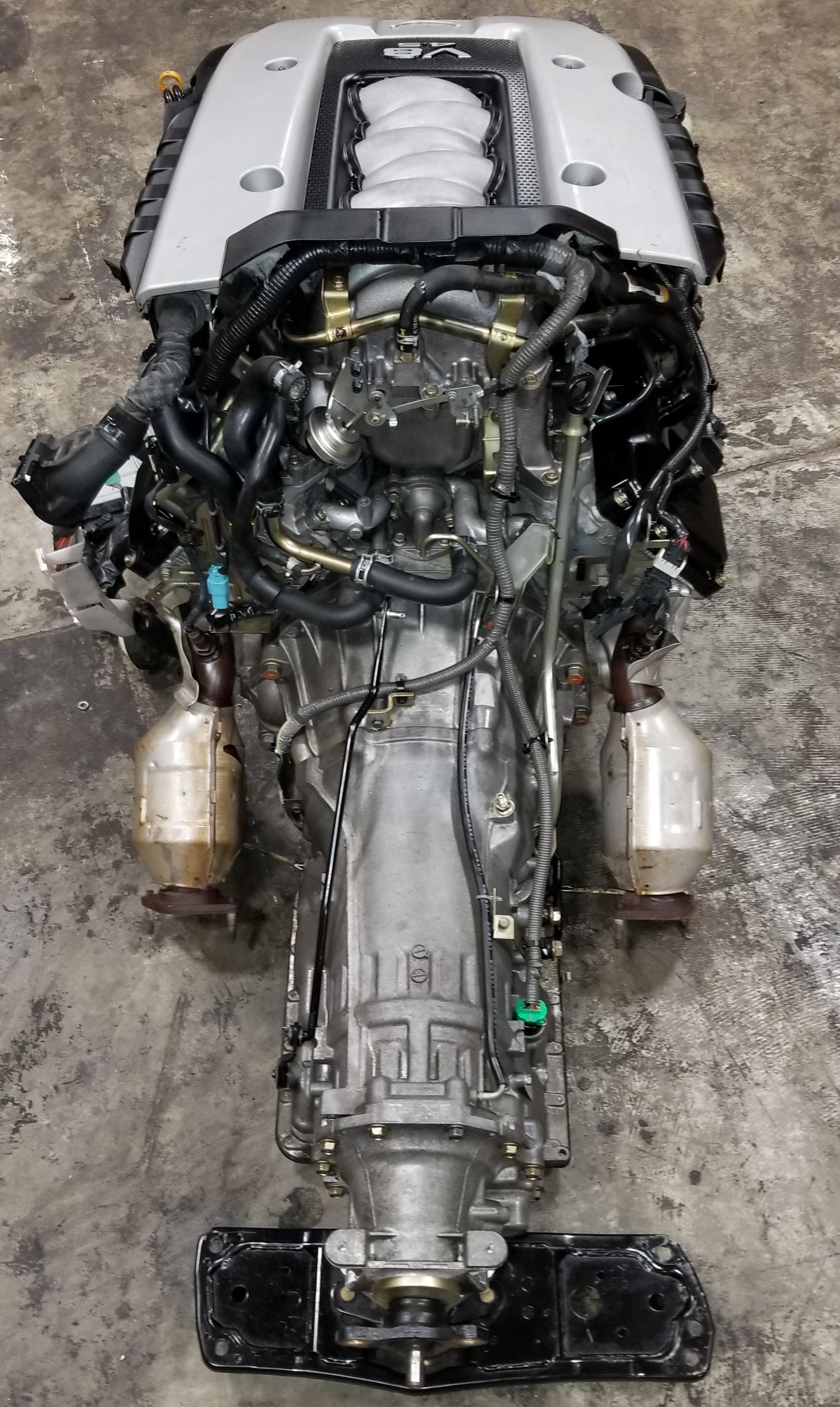 Nissan Chula Vista >> VK45DE INFINITY RWD Q45 M45 FX45 2002 2010 JDM COMPLETE ENGINE TRANSMISSION SWAP | JDM Of San Diego