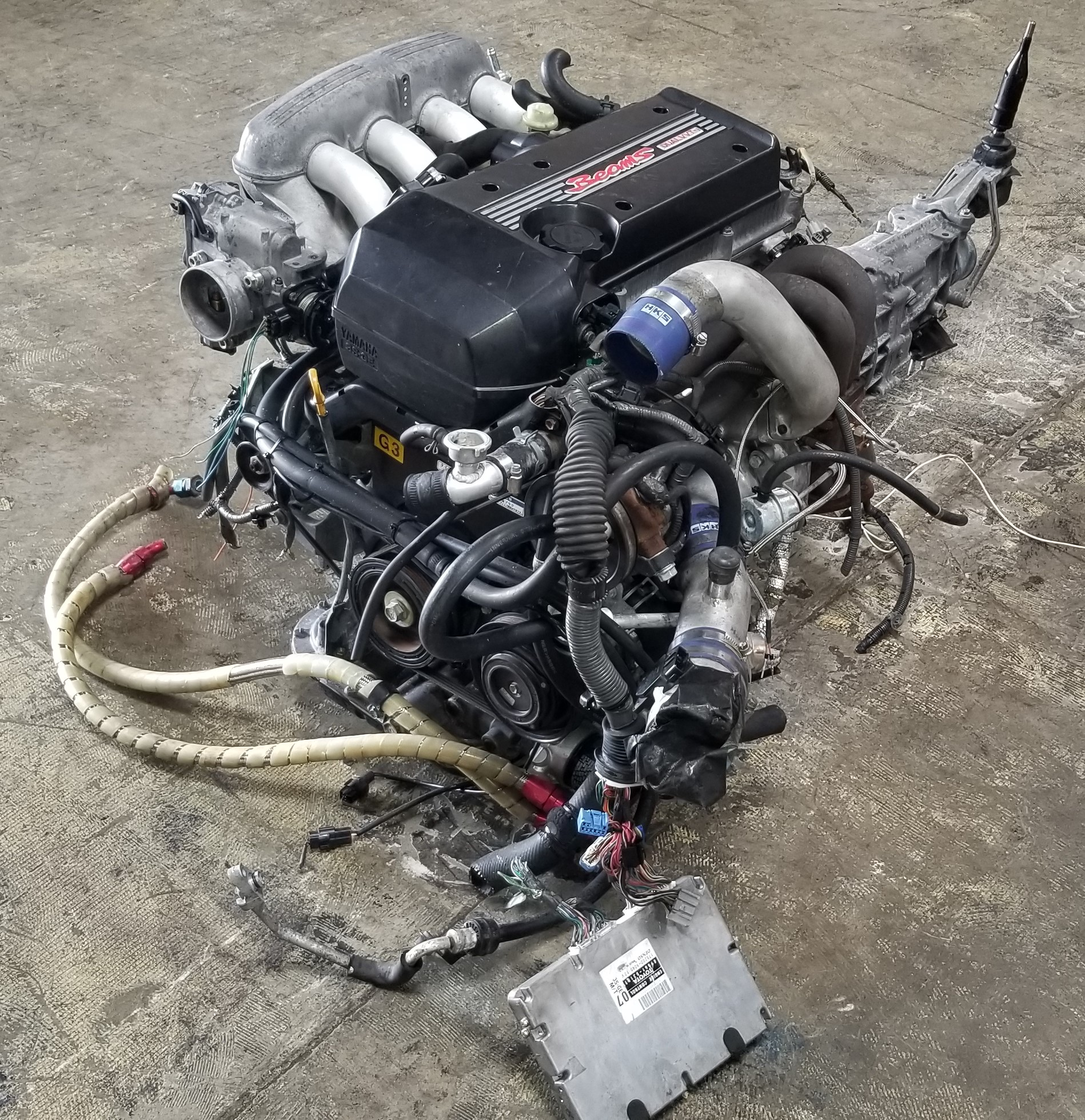 3sgte engine Manual