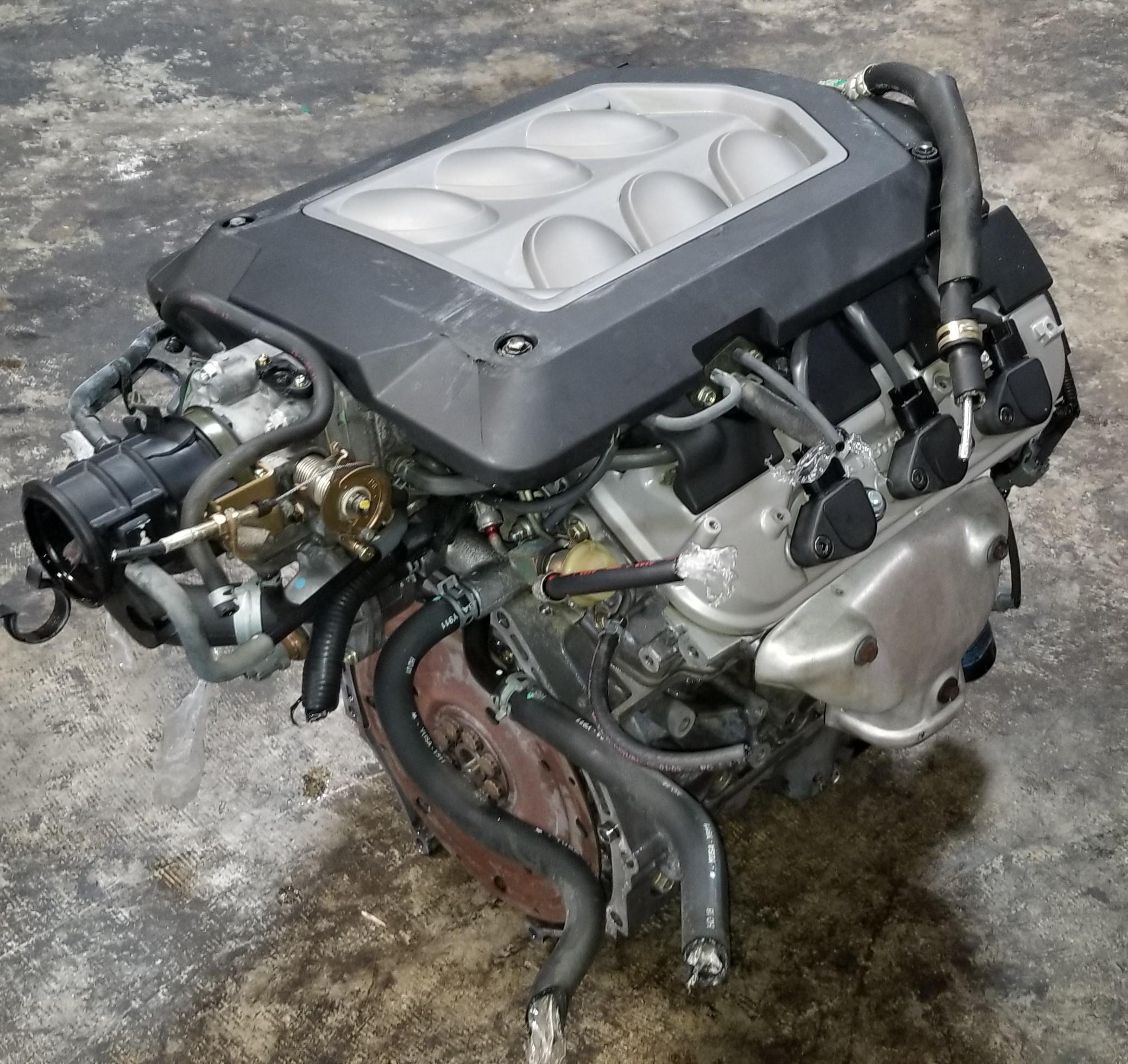 J32A 1999-2003 JDM Acura TL CL 3.2L V6 Engine