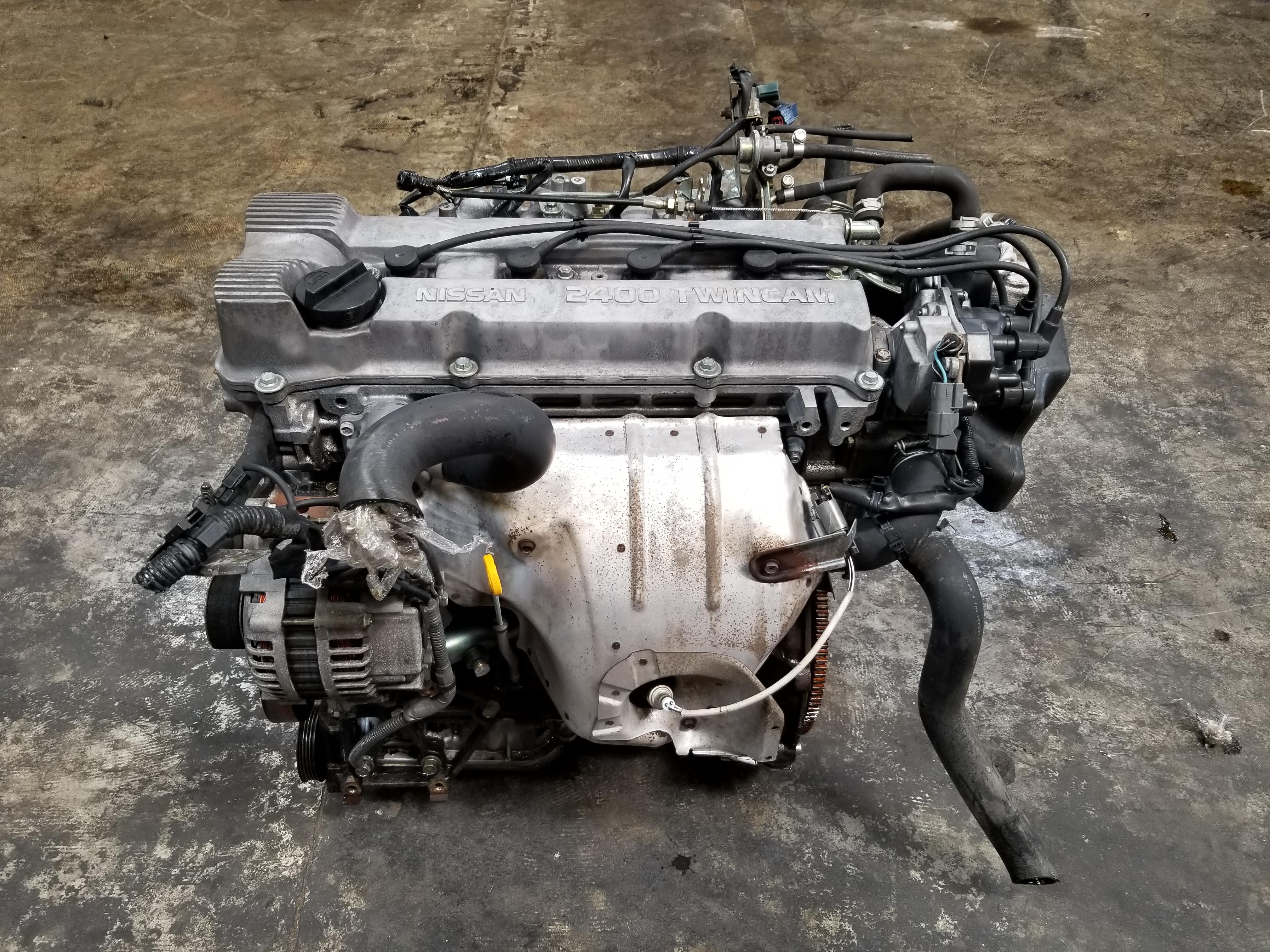 KA24DE 1993-2001 Nissan Altima 2.4L Motor JDM KA24DE ...