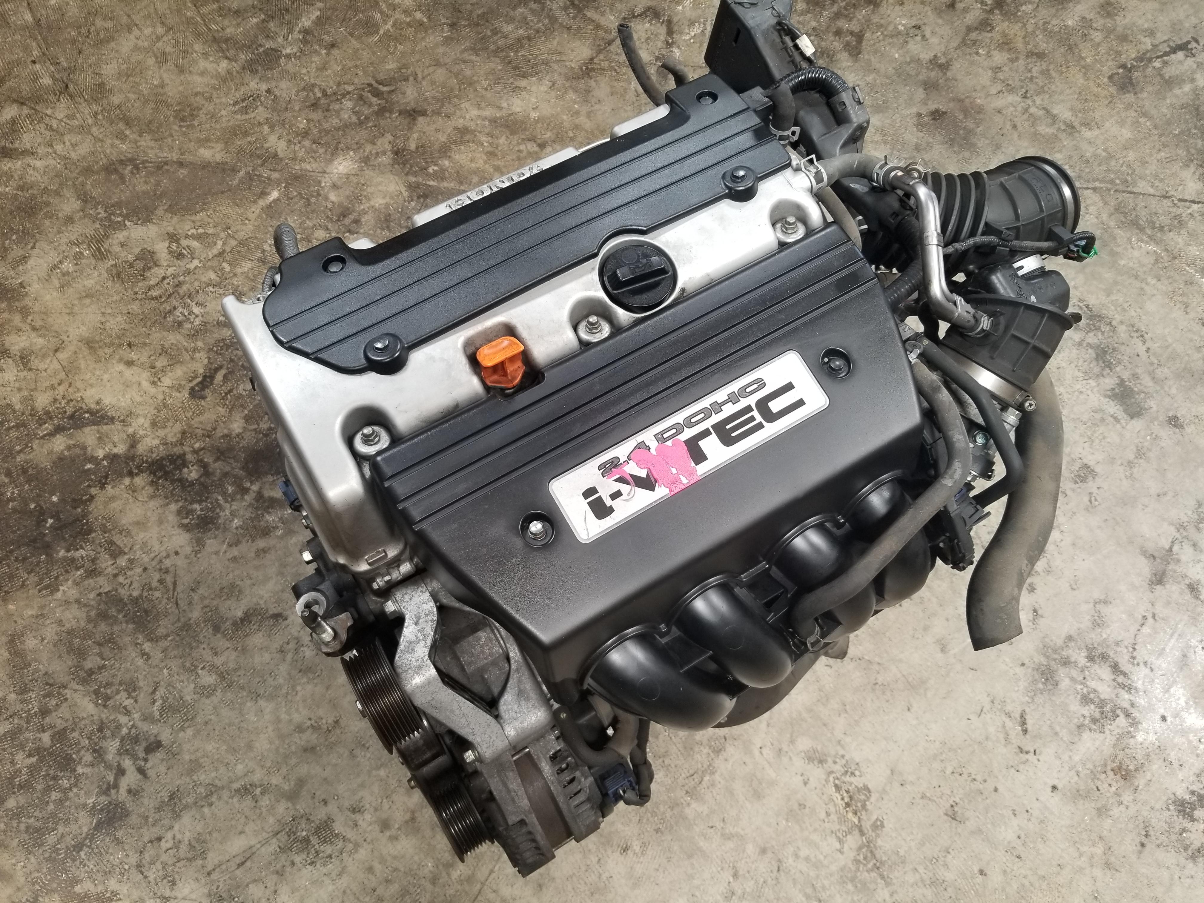 K24 – 2002-2007 Honda CRV Element 2 4 Engine JDM K24A 2 4L Motor Plastic  Intake