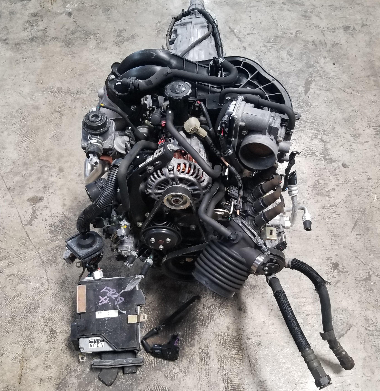 RX8 Mazda 13B 4 Port Renesis 1 3L Rotary Engine Swap Auto Transmission ECU  Motor