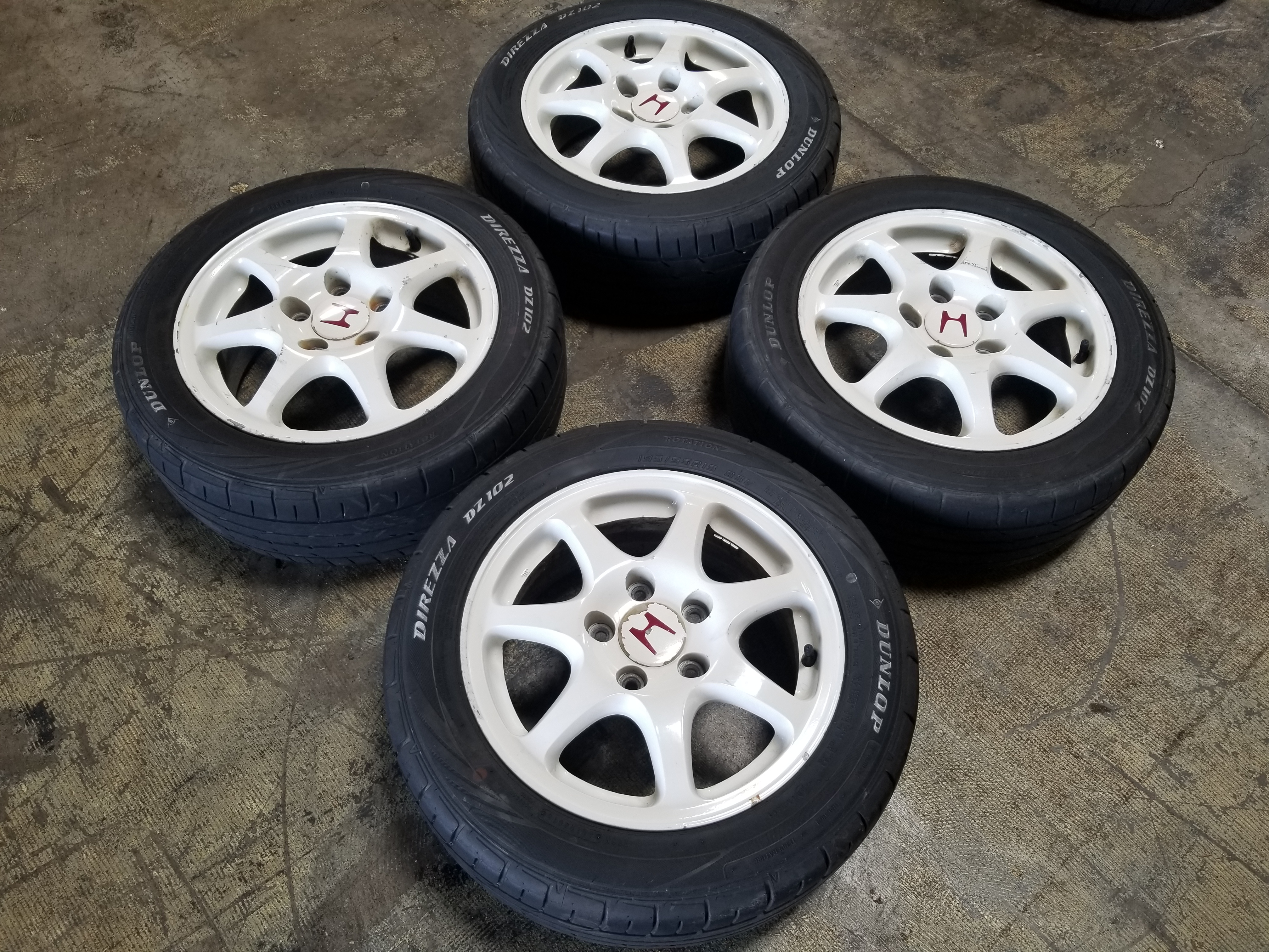 ek    wheels   jdm honda civic ek type  rims ek  lug ctr jdm  san