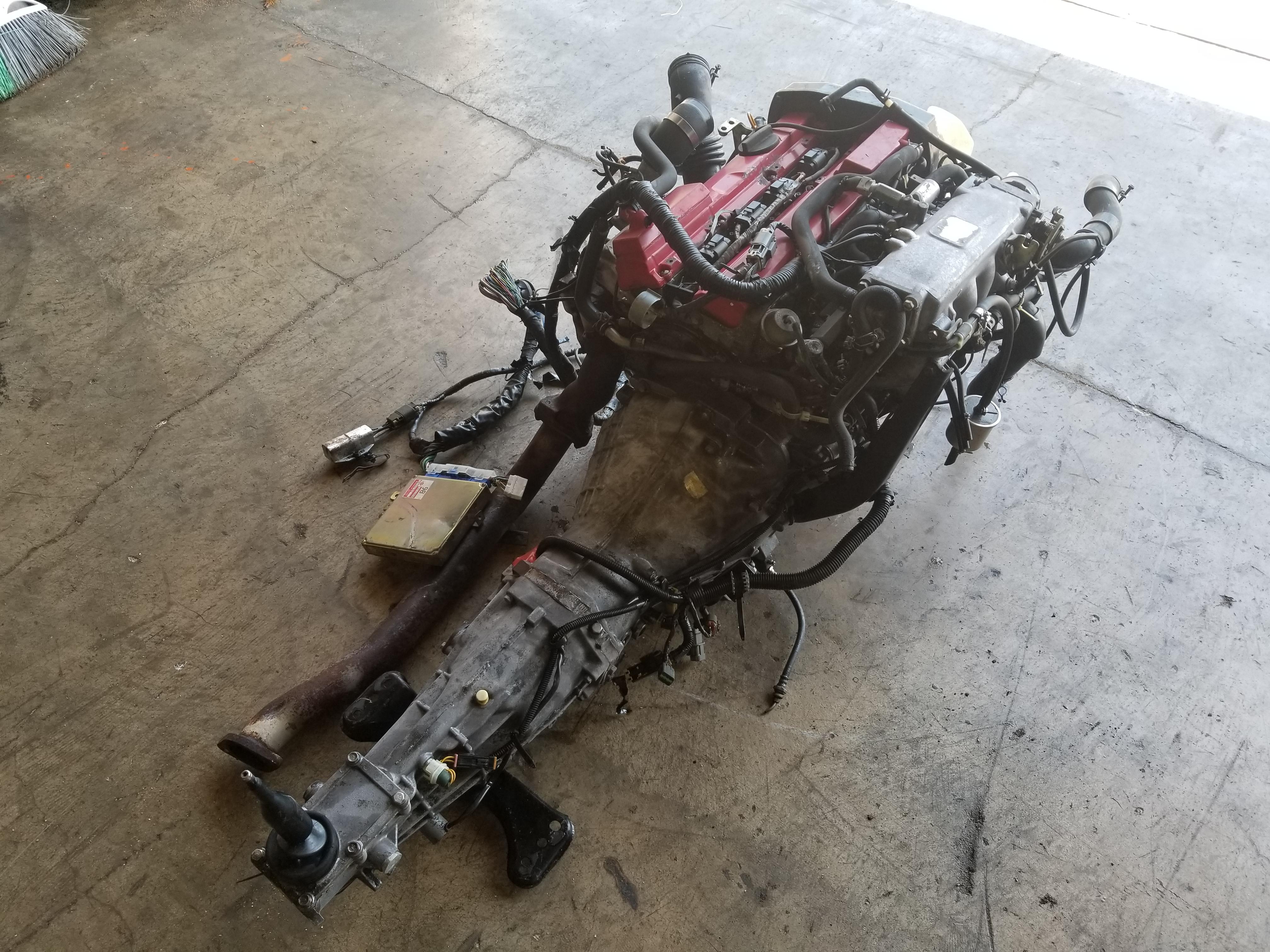 Admirable Ca18Det Turbo 5 Speed Manual Transmission Nissan 180Sx S13 240Sx 1 8 Wiring Digital Resources Operpmognl