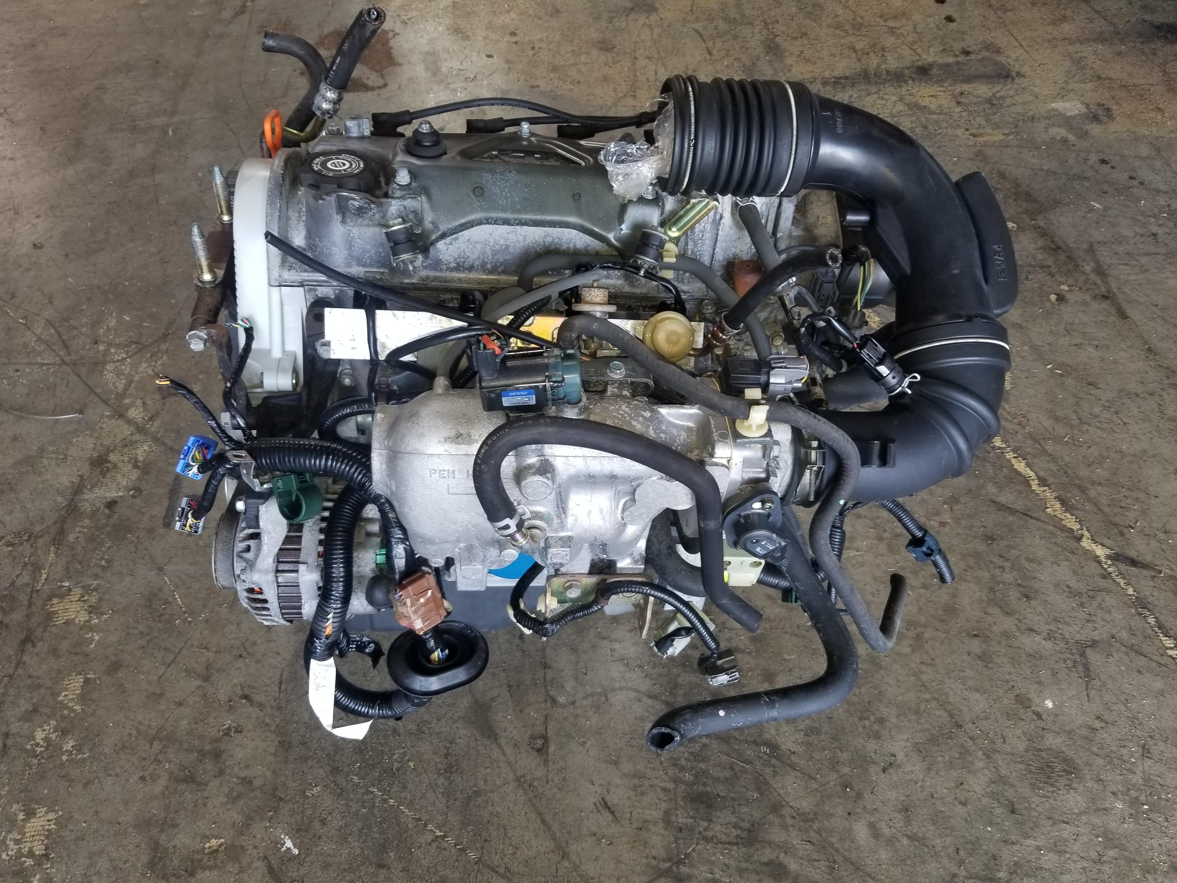 honda d16 engine civic vtec 1996 d16a ek3 jdm 2000 6l sir sohc engines