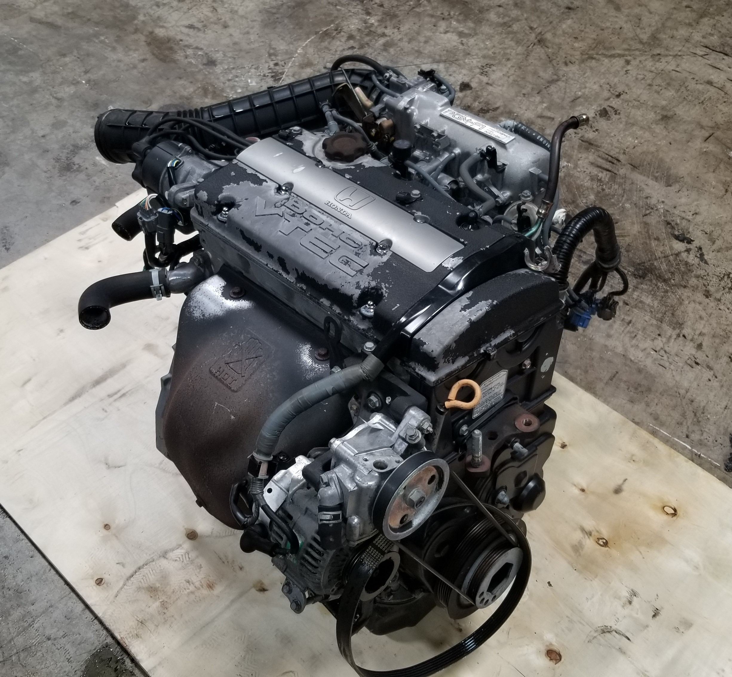 H22A 1992-2001 Honda Accord Prelude 2.2L VTEC DOHC Engine