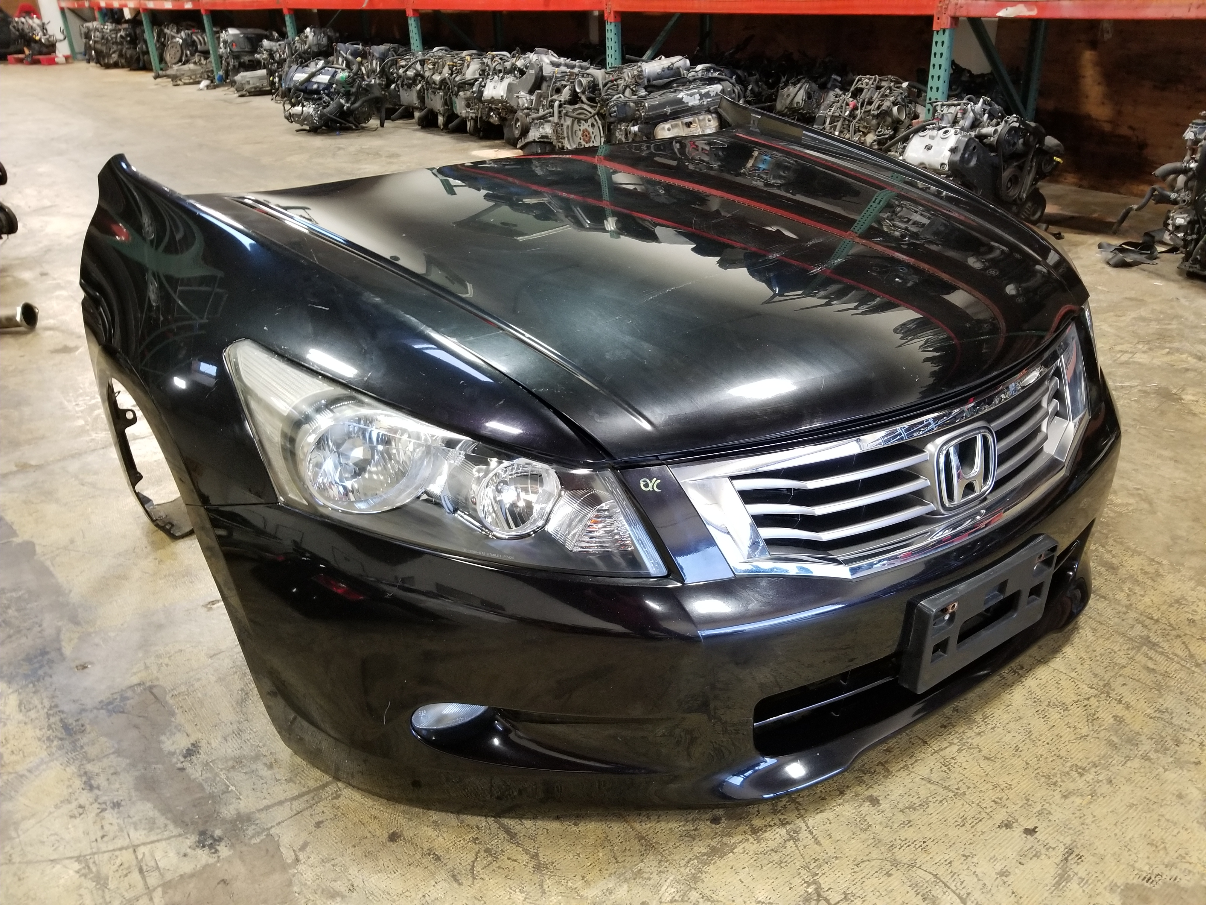 Toyota Of San Diego >> 2008 2012 Honda Inspire JDM Accord Front End Conversion ...